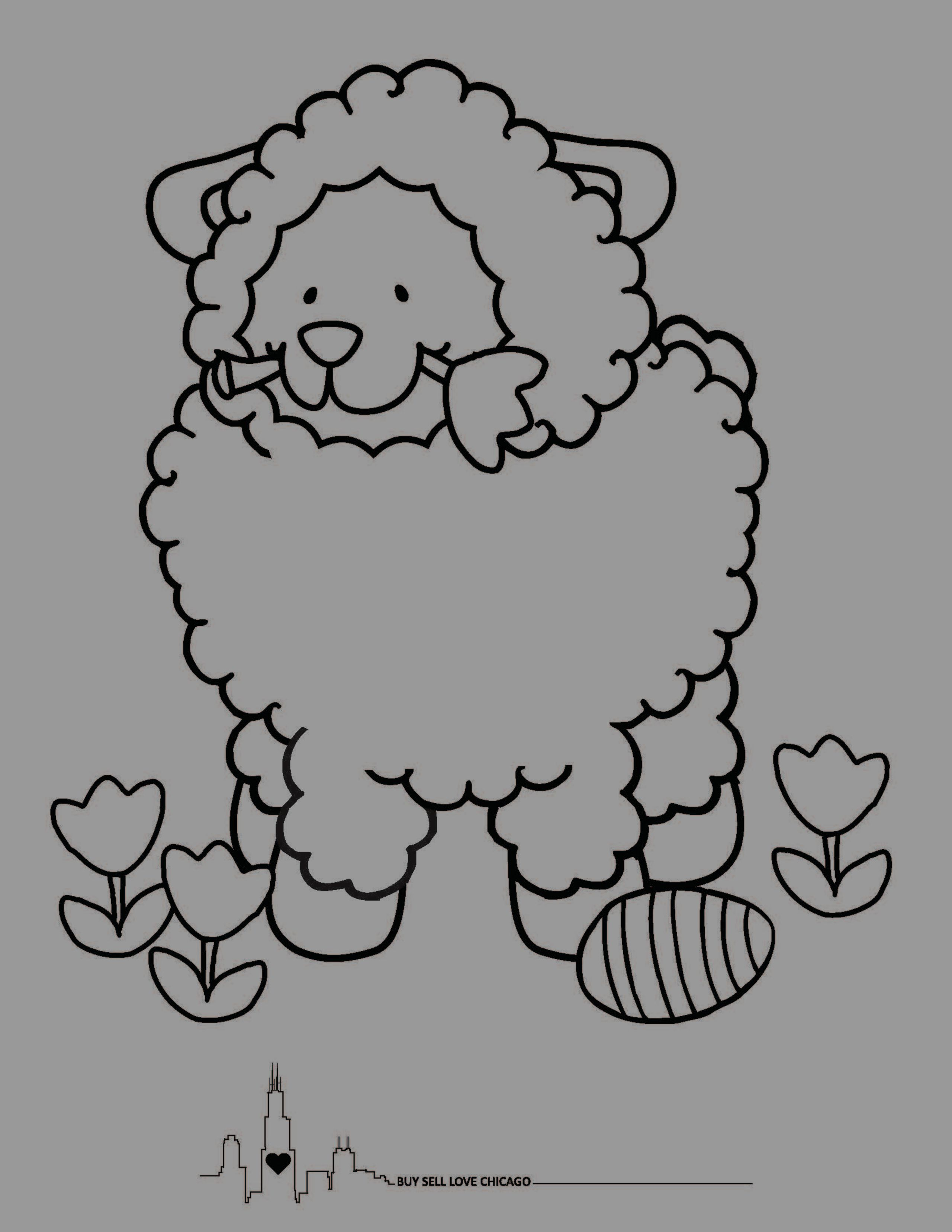 2020 Spring Coloring Contest!