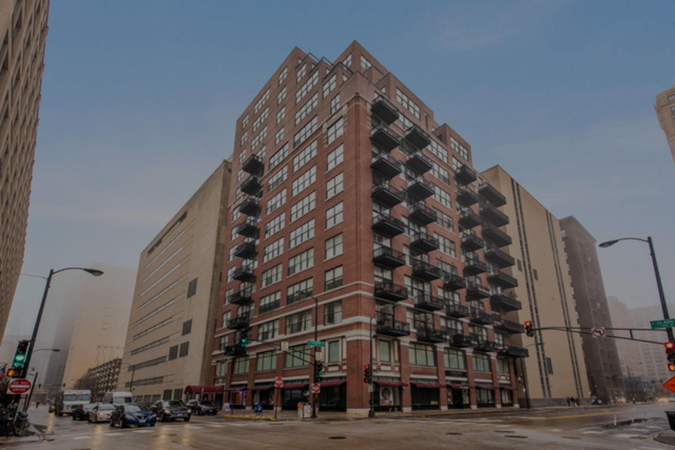 547 S Clark St Unit 1103, Chicago, IL 60607