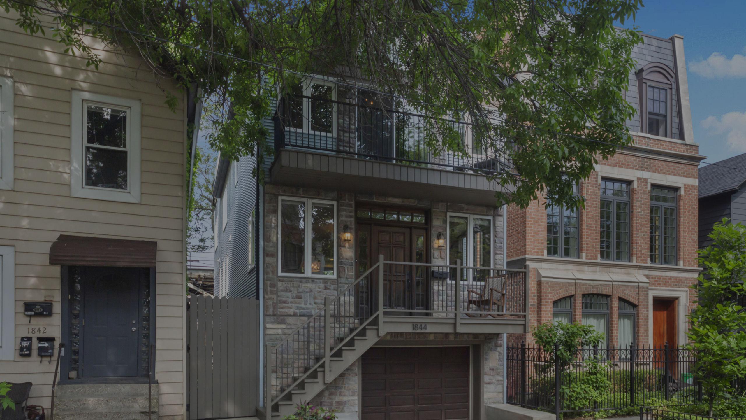 1844 N Bissell St , Chicago, IL 60614