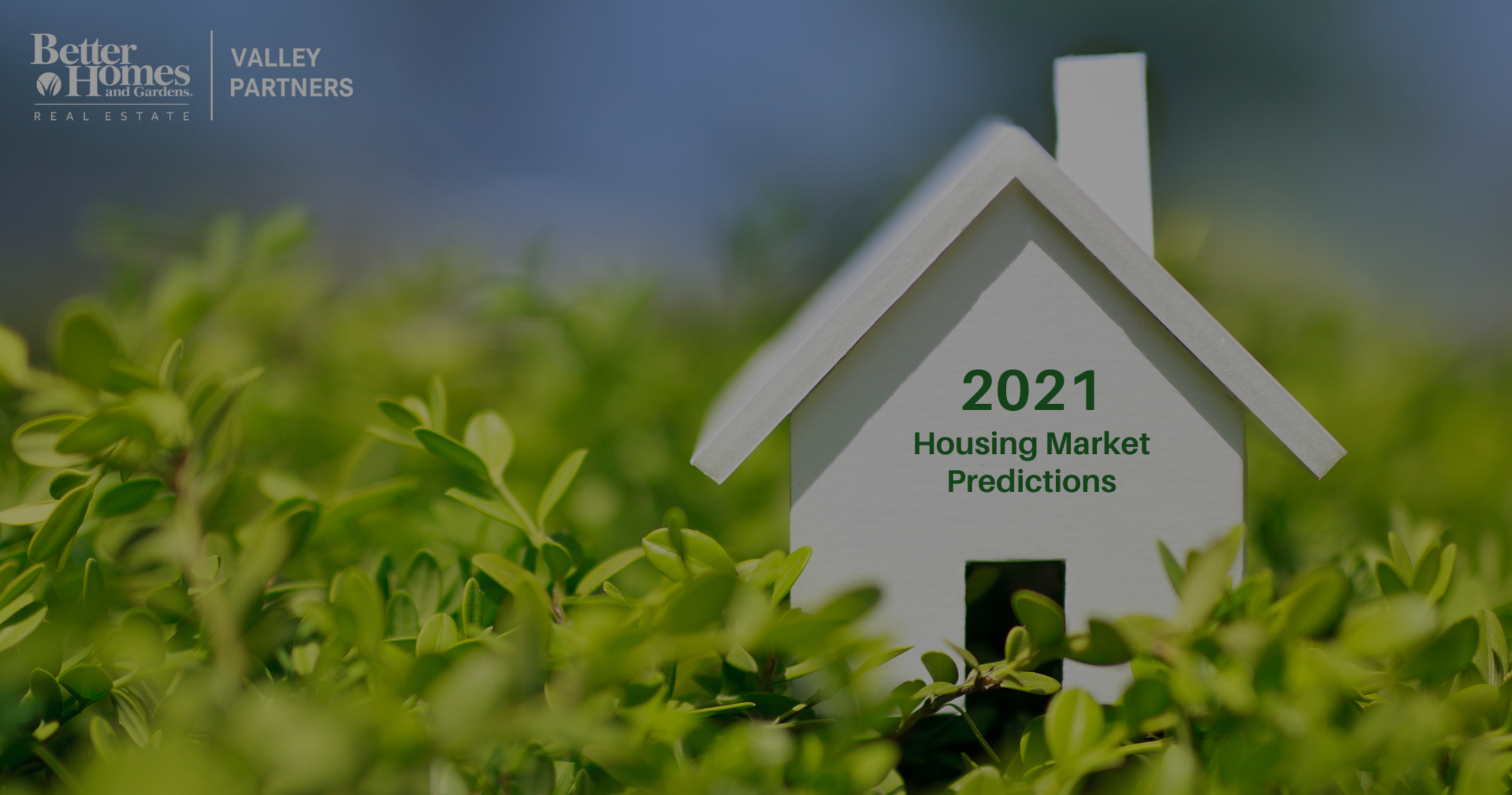 2021 Real Estate Market Predictions