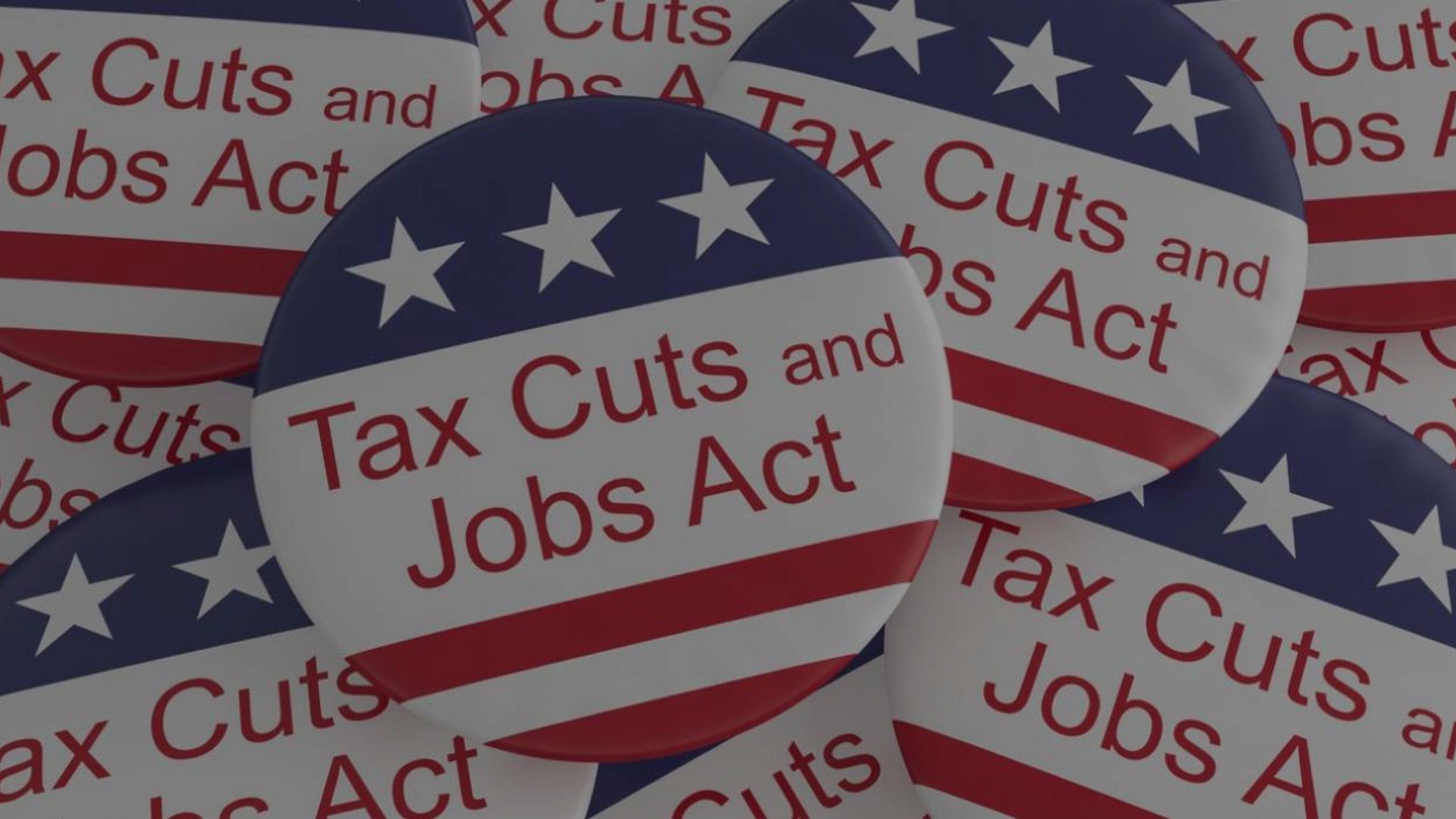 PART 2: HOW THE NEW TAX PLAN MAY HELP PROPERTY OWNERS!