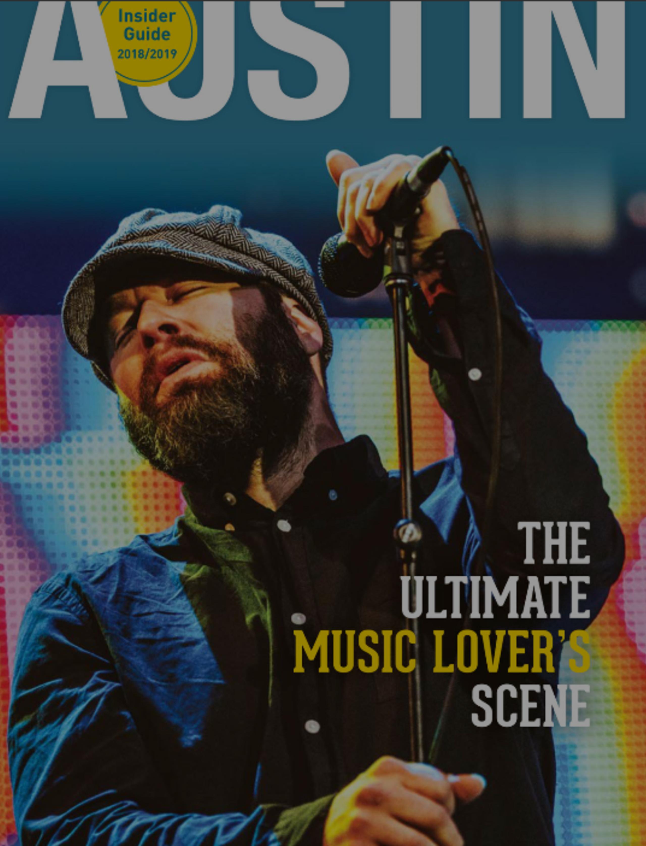 Austin Insider 2018-2019 Guide
