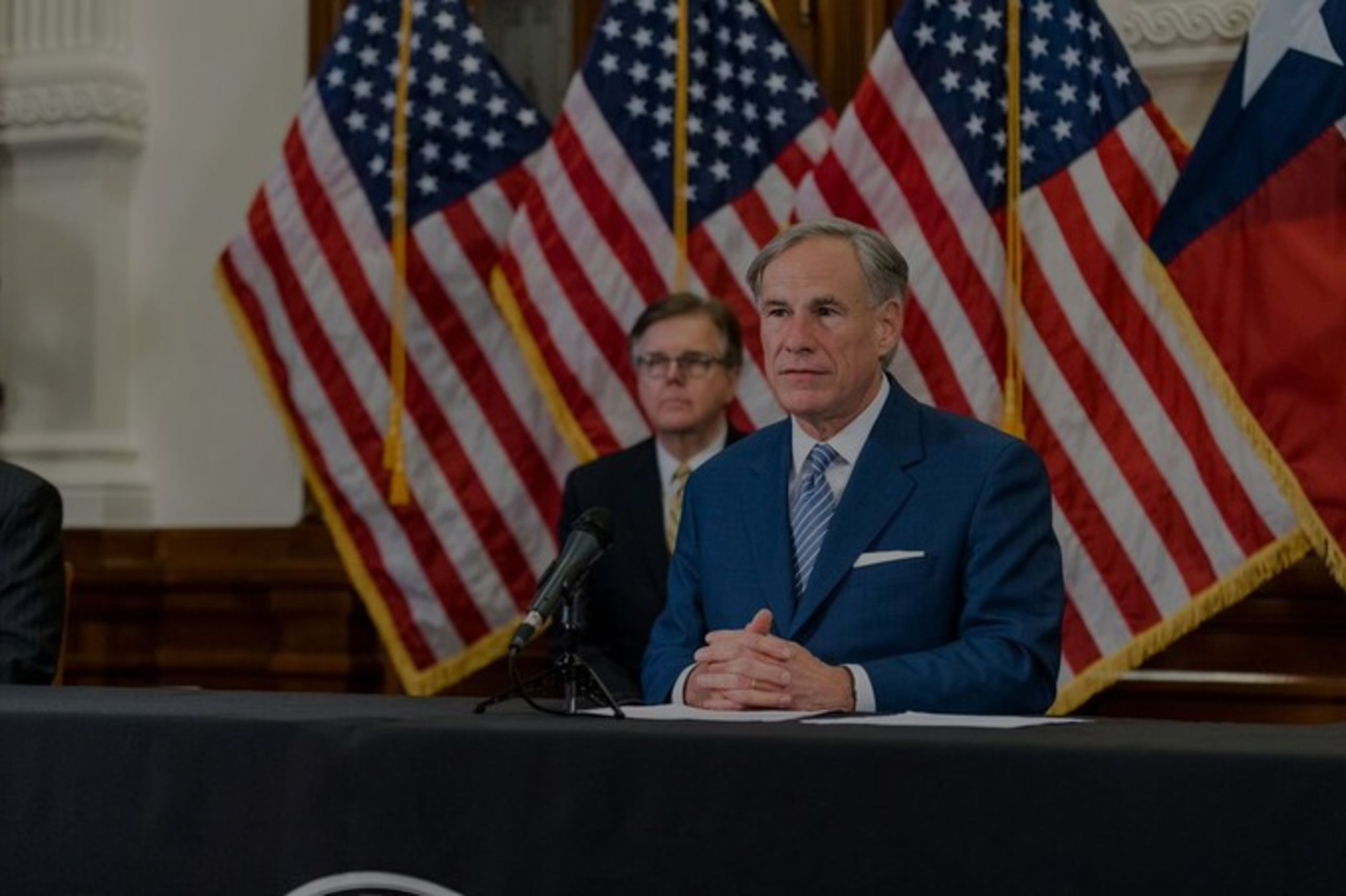 Texas Gov. Greg Abbott announces team to restart the economy