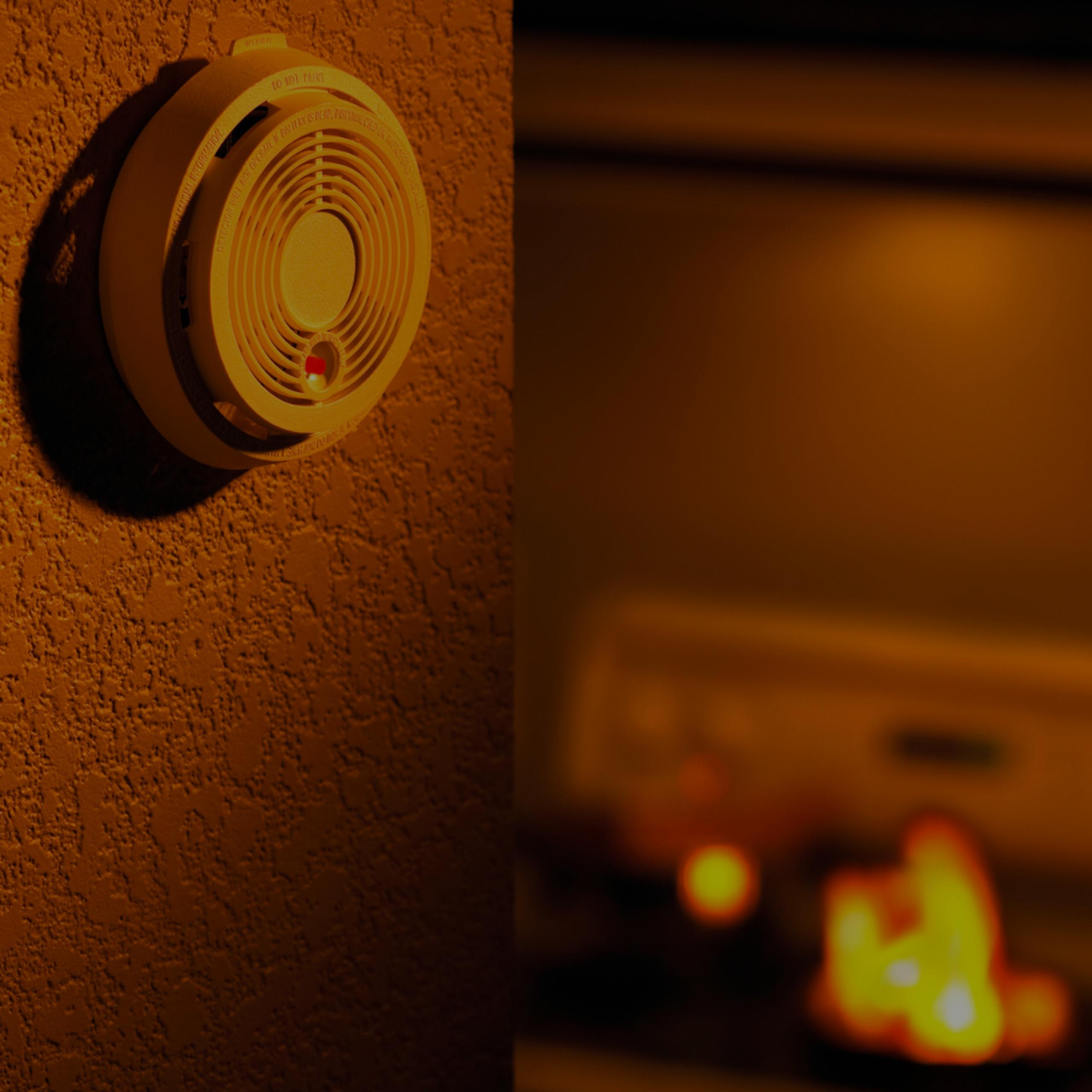 A Look at Smarter Smoke Detectors