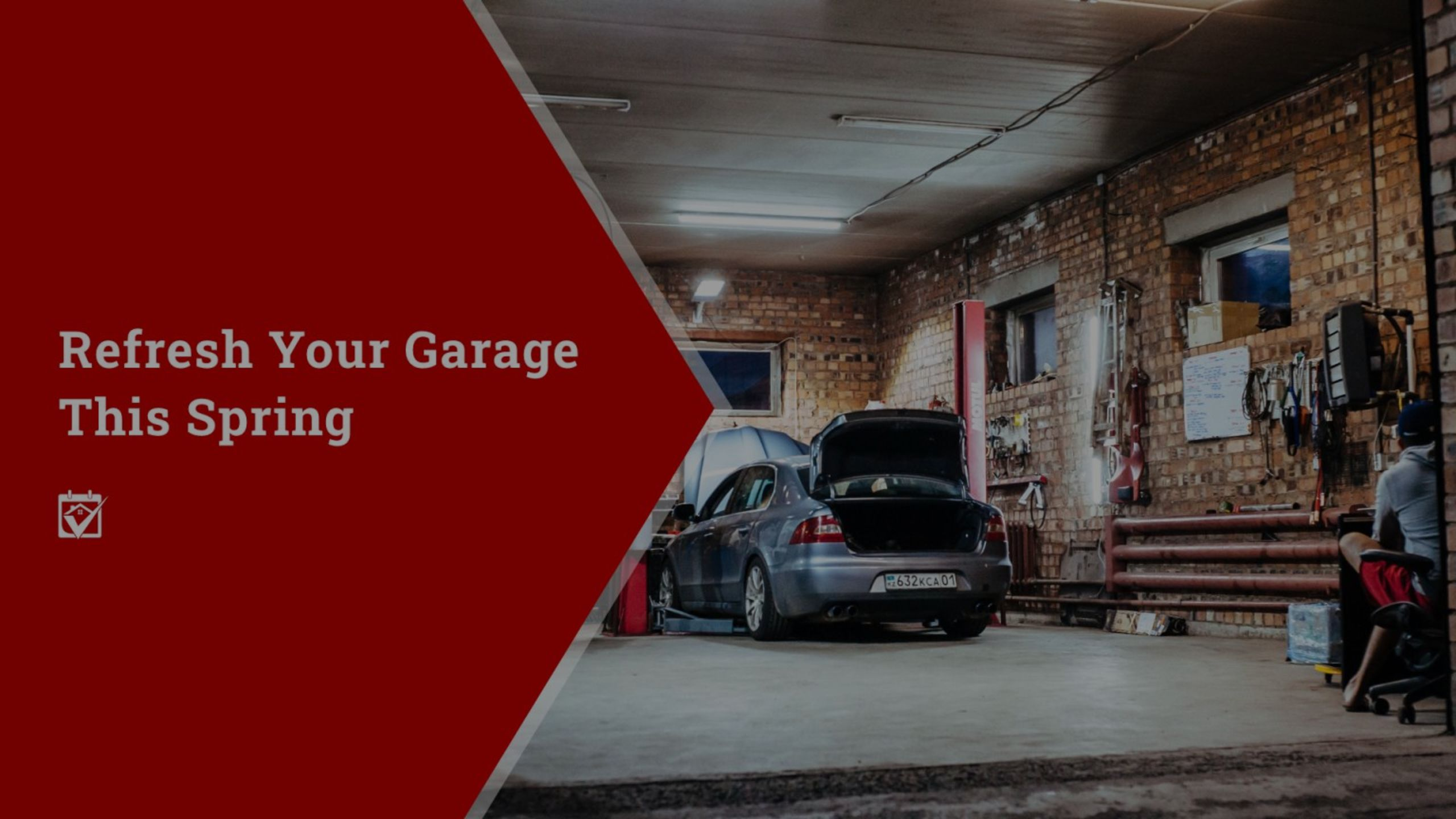 Refresh Your Garage This Spring