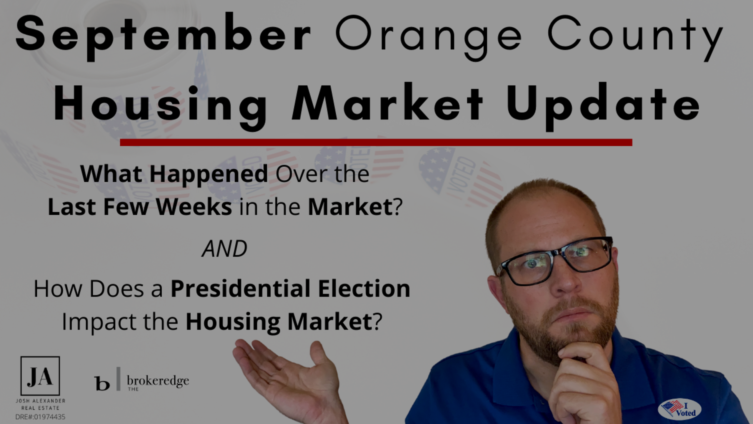 September 2020 Housing Market Update for Orange County