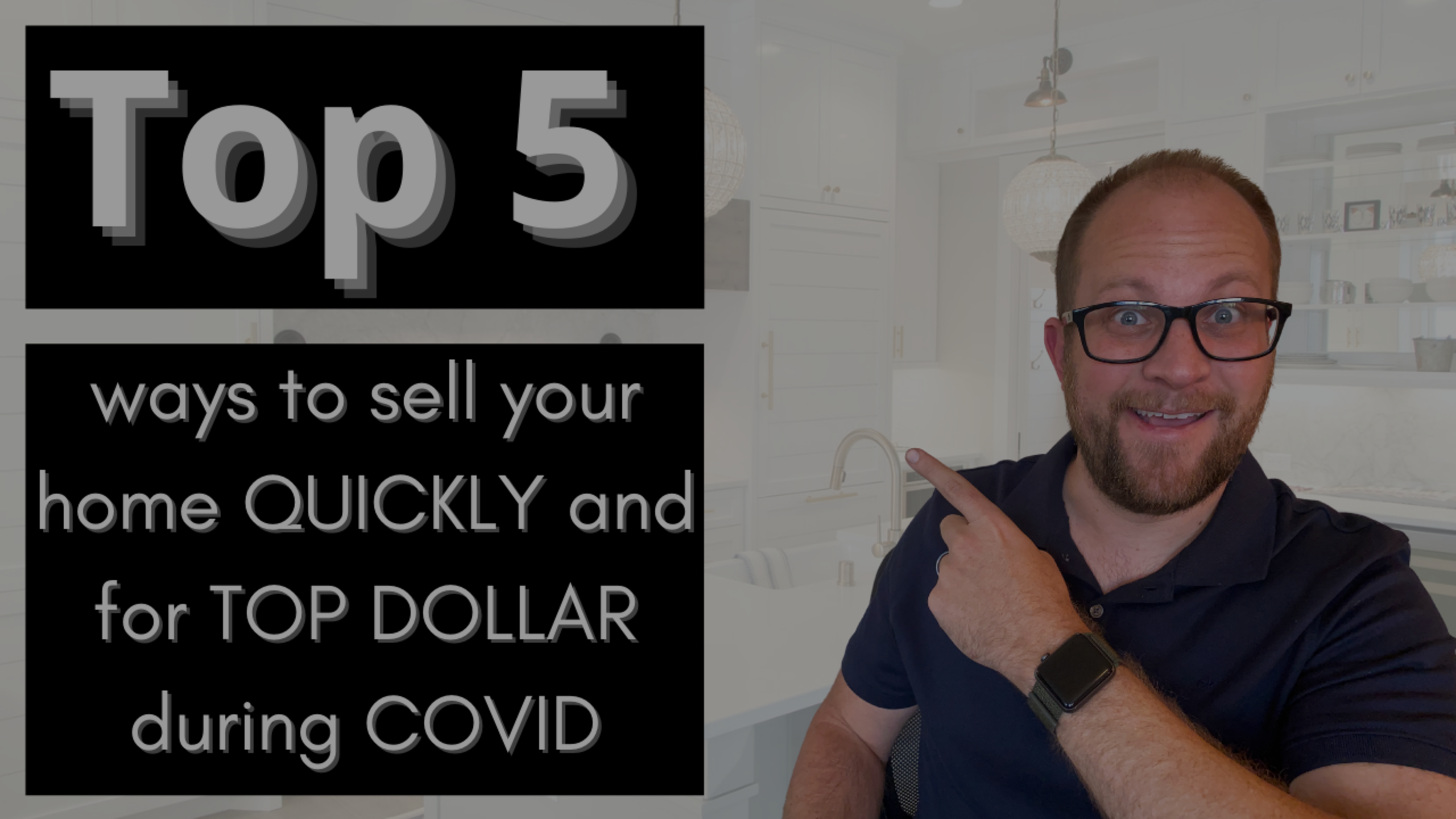 Top 5 Ways to get your Home into Escrow Quickly and for Top Dollar