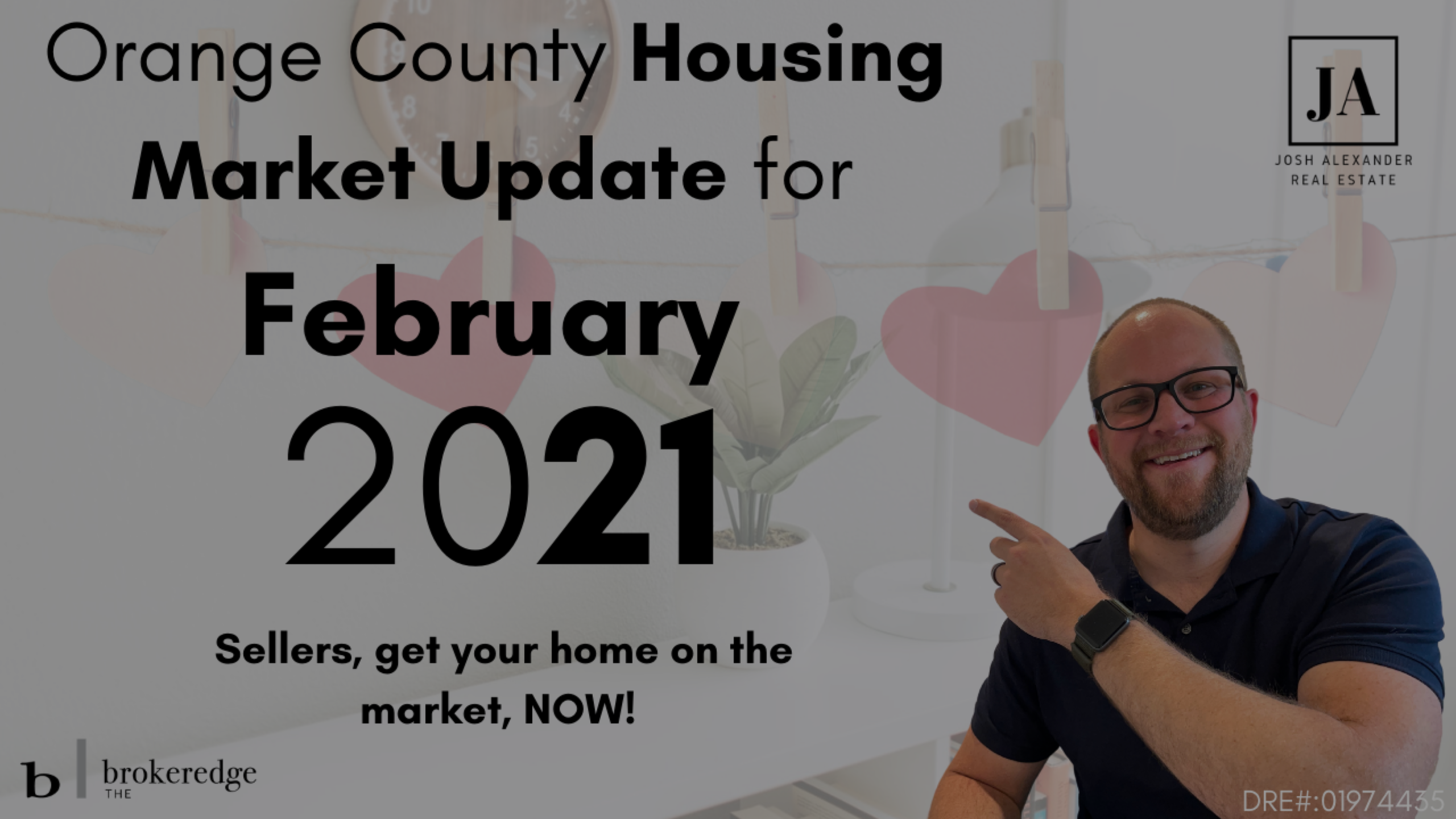 February Orange County Housing Market Update