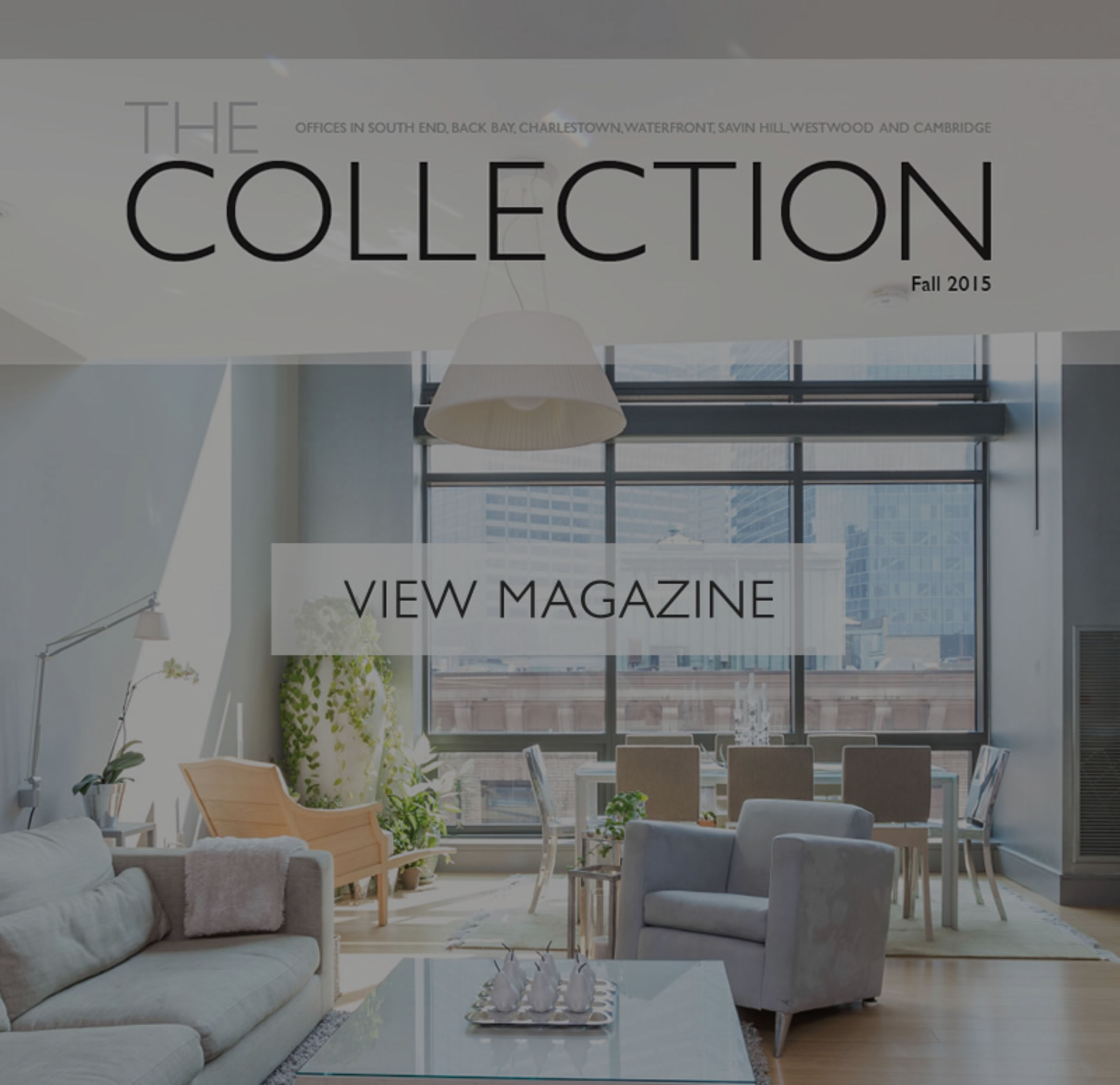 The Collection Magazine – Fall 2015