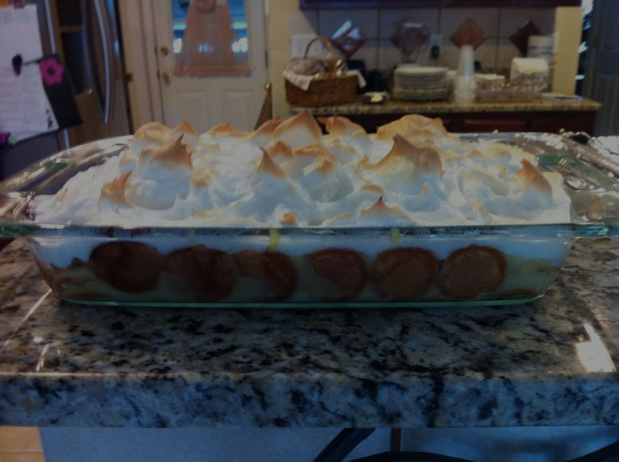The Best Darn Banana Pudding Recipe Ever!