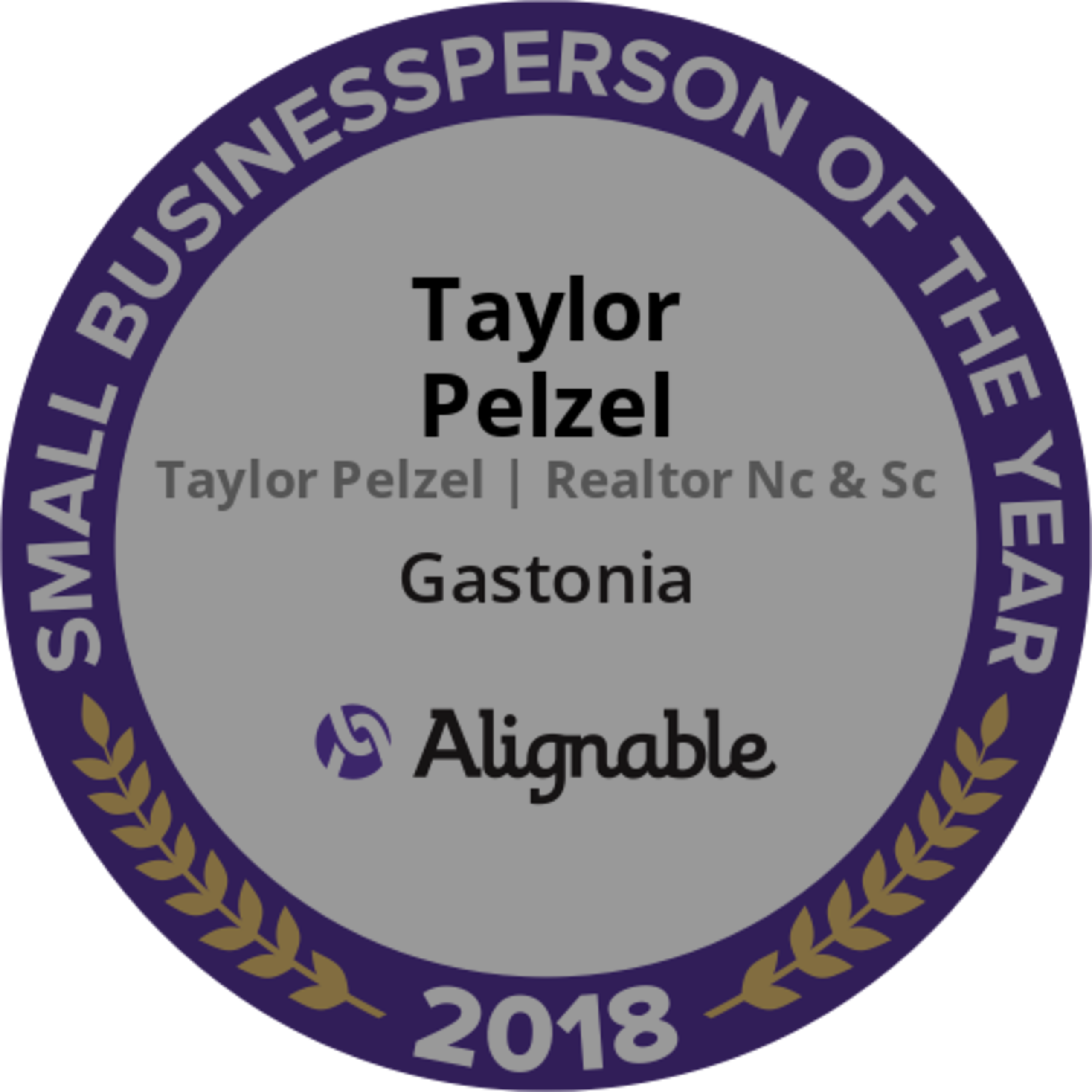 Gastonia Small Businessperson of the Year