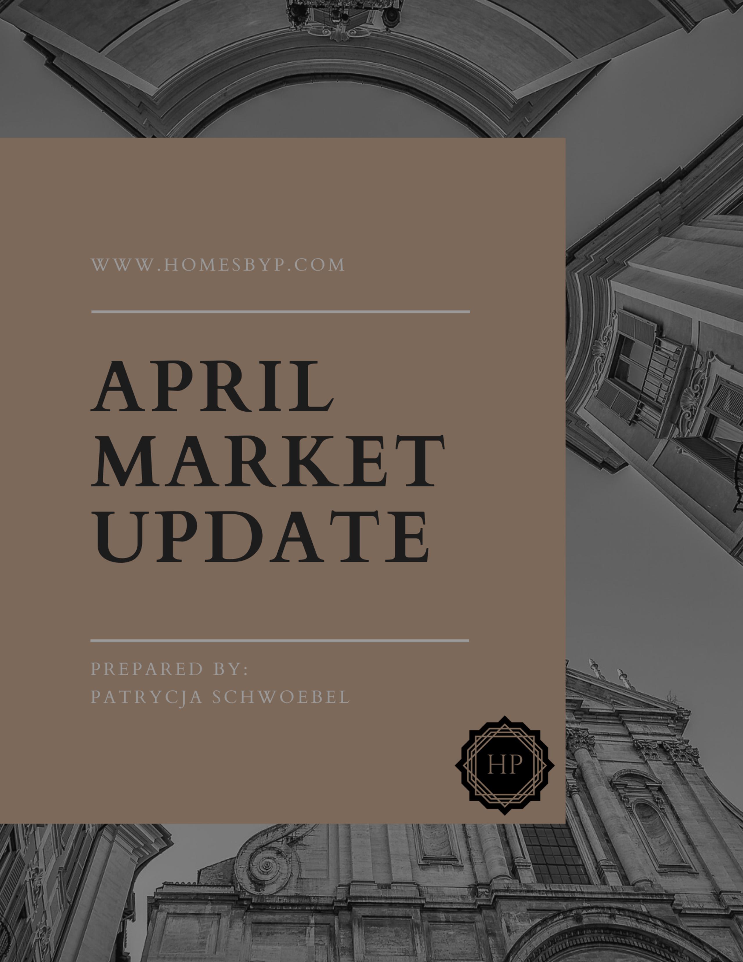 Market Update – April