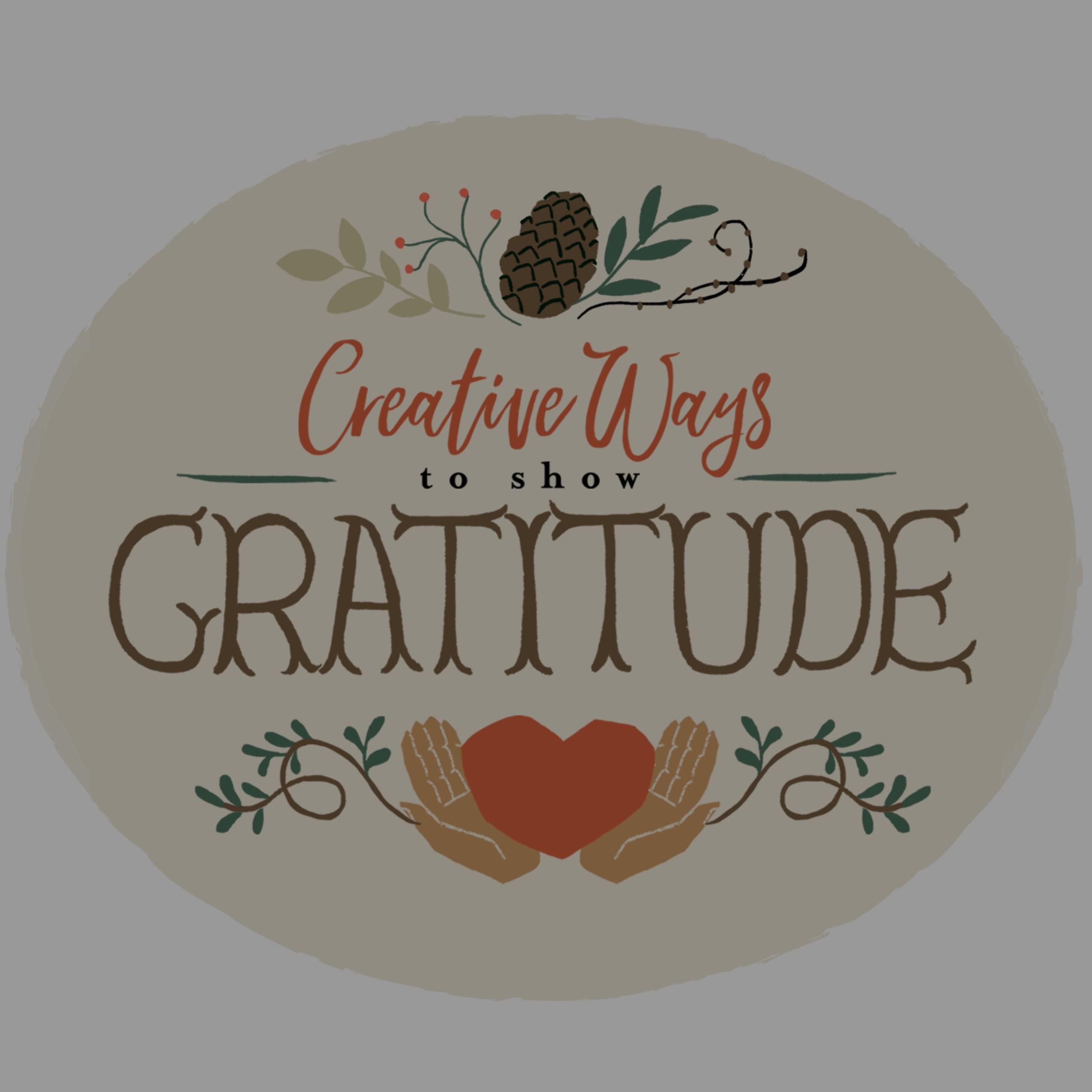Creative Ways to Show Gratitude