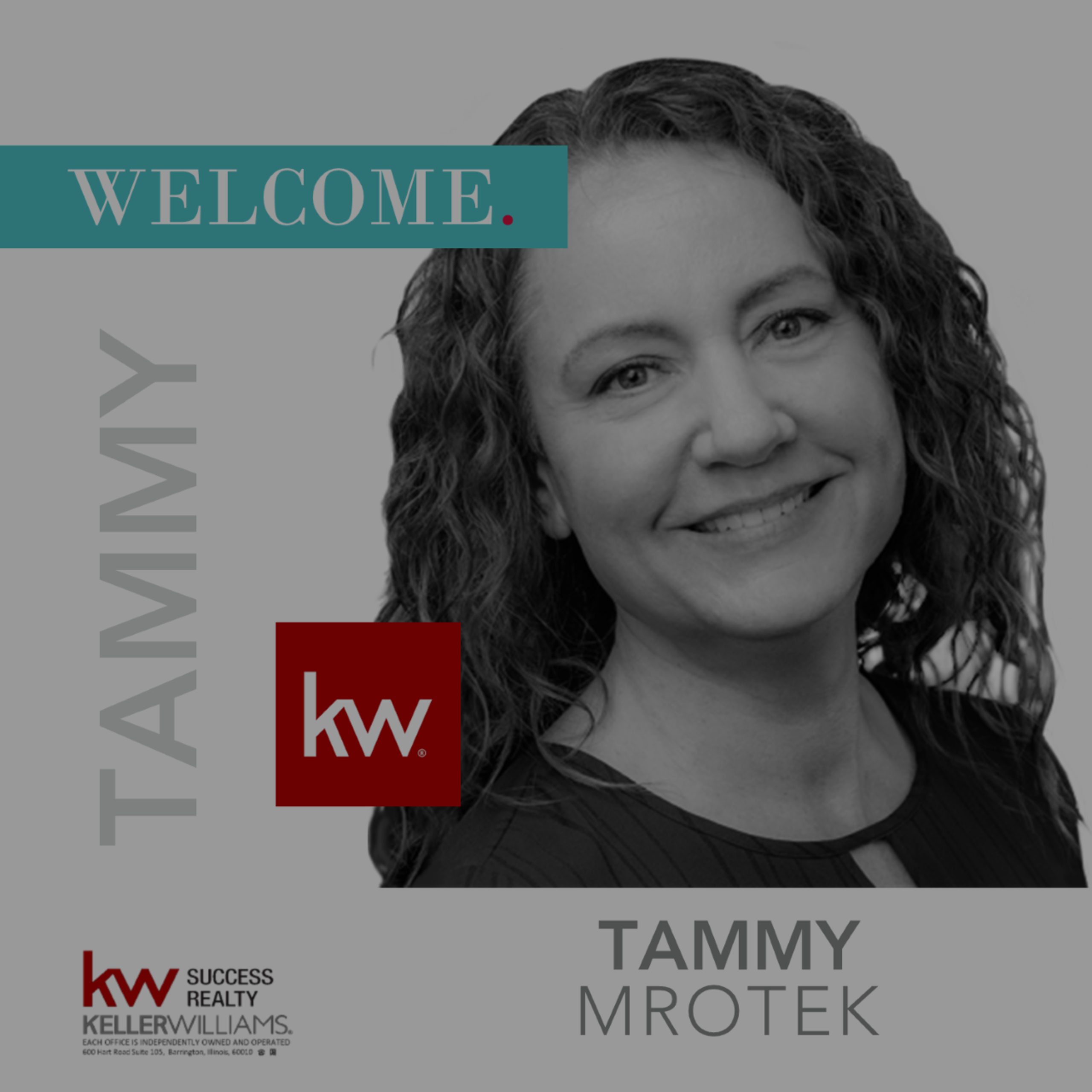 I Have Joined Keller Williams Success Realty!