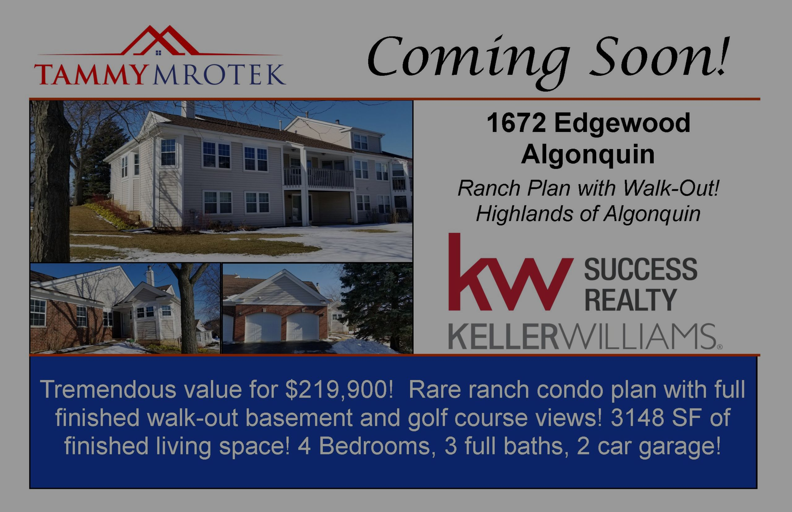 Coming Soon in Algonquin's Highlands Clubhouse Community!