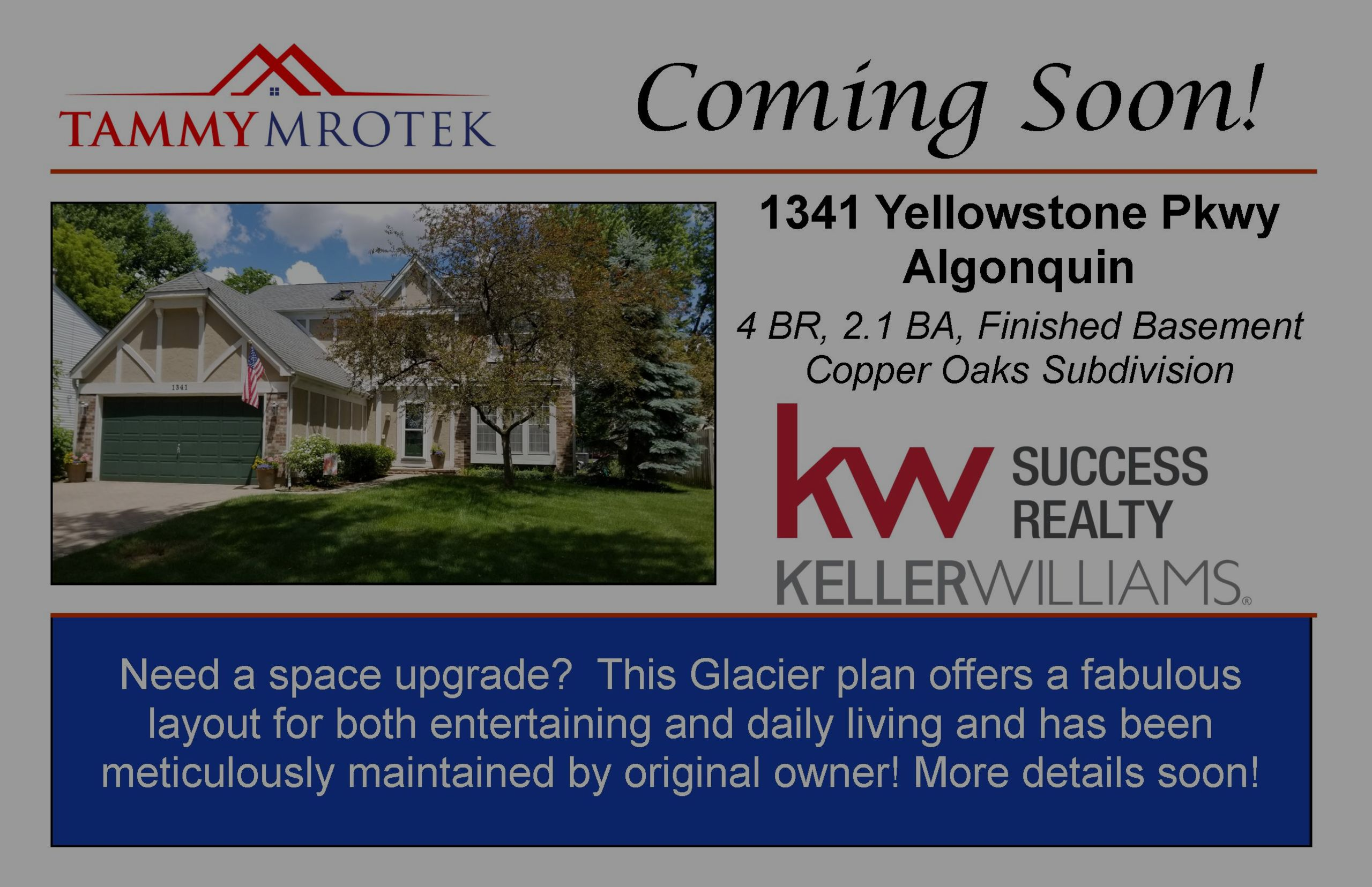 Coming Soon in Algonquin's Copper Oaks!