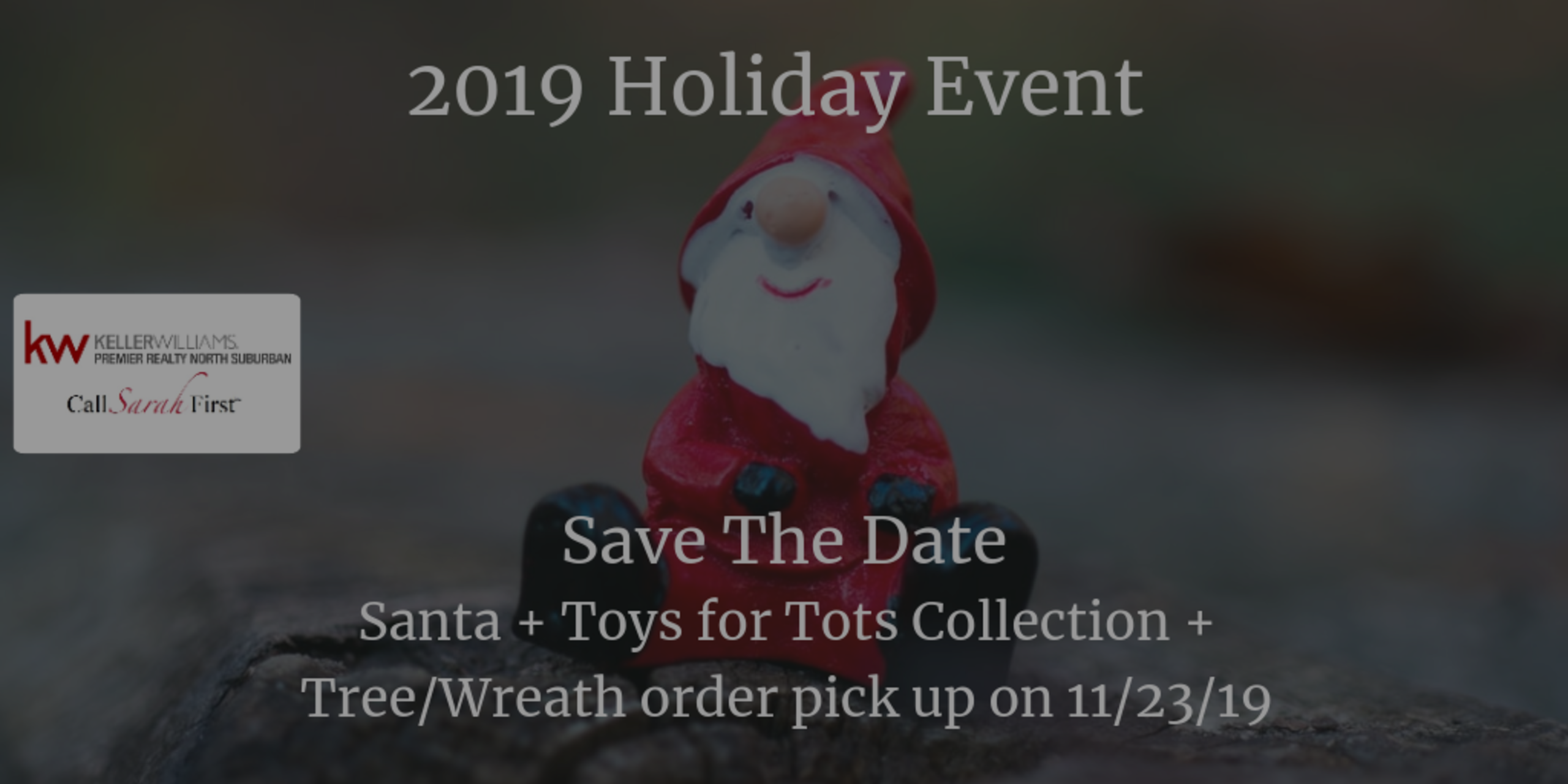 2019 Holiday Event