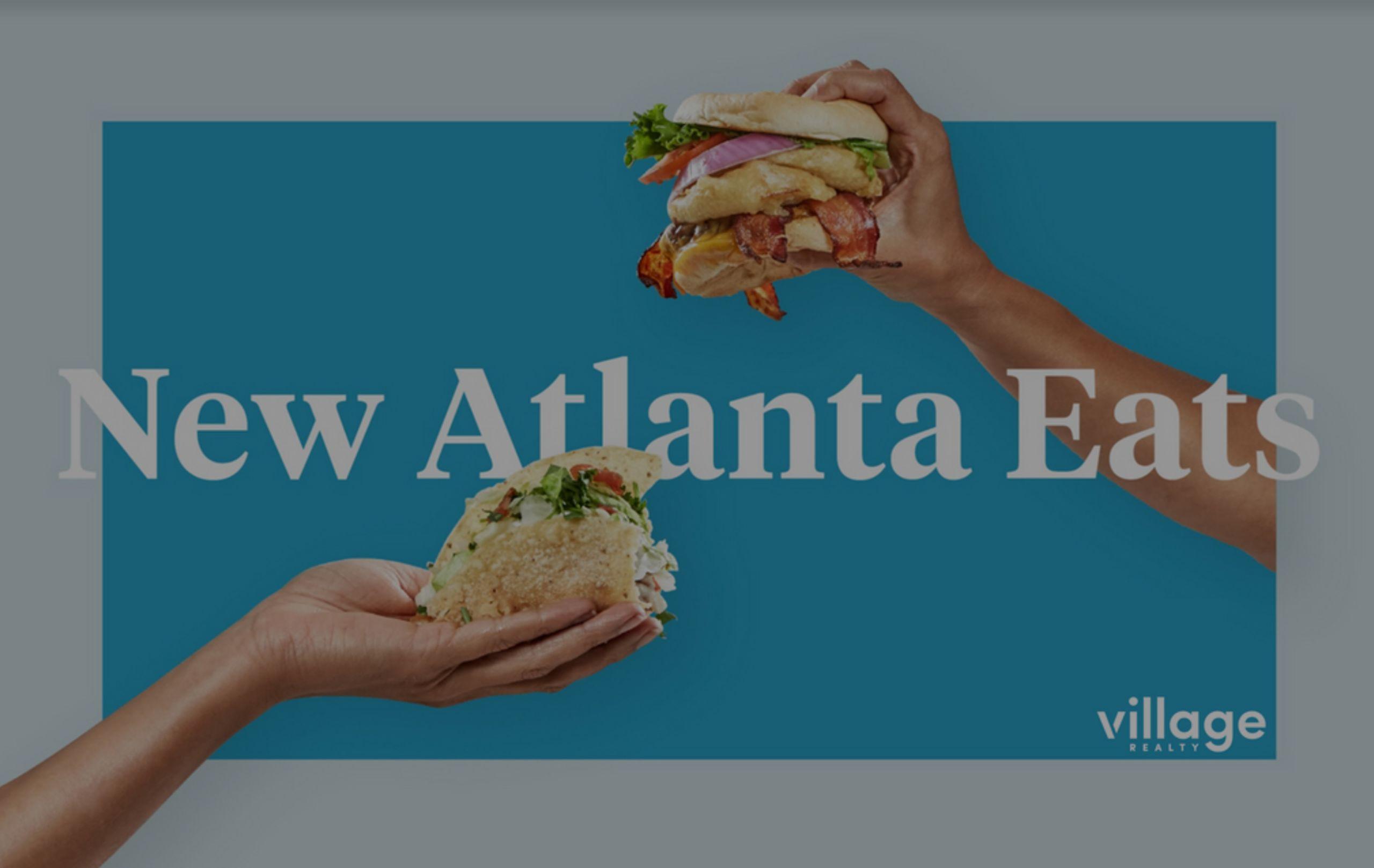 New ATL Eats