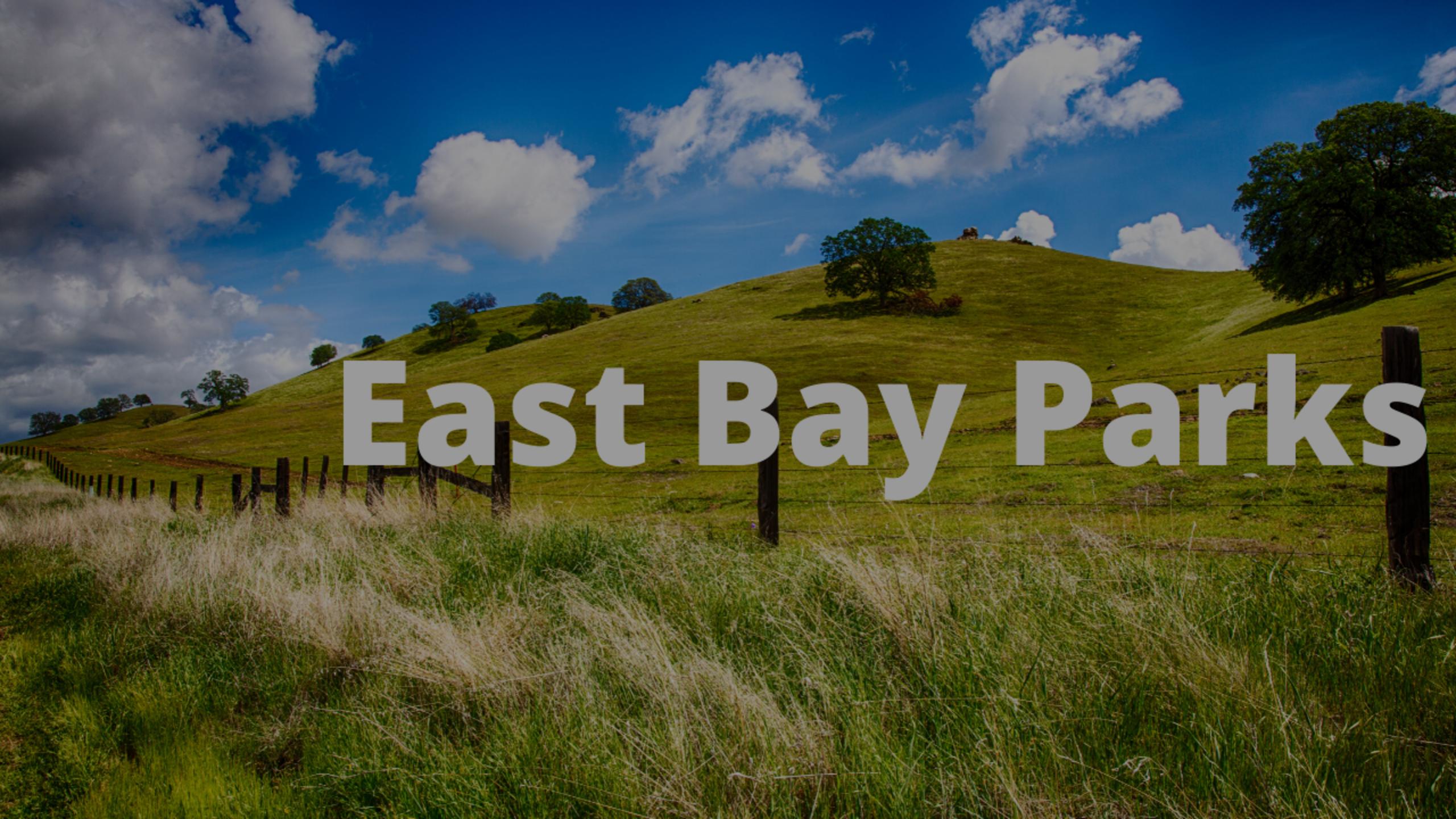 East Bay Parks