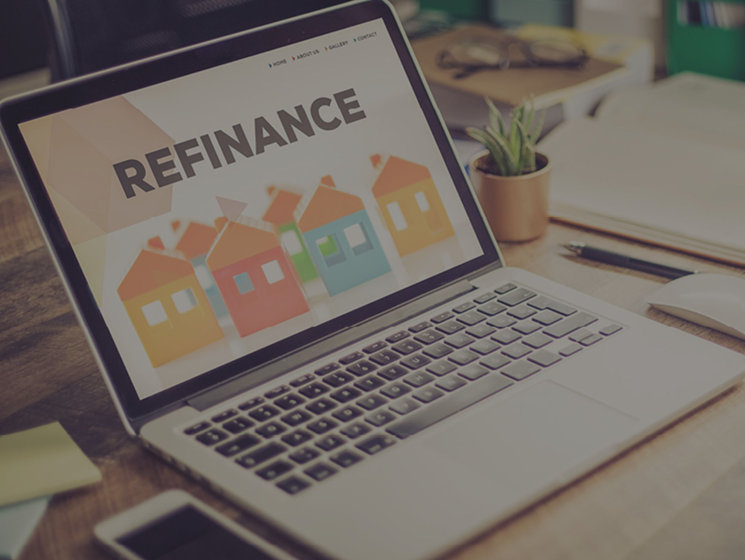 Is Now the Time to Refinance Your Mortgage? BUYING & SELLING