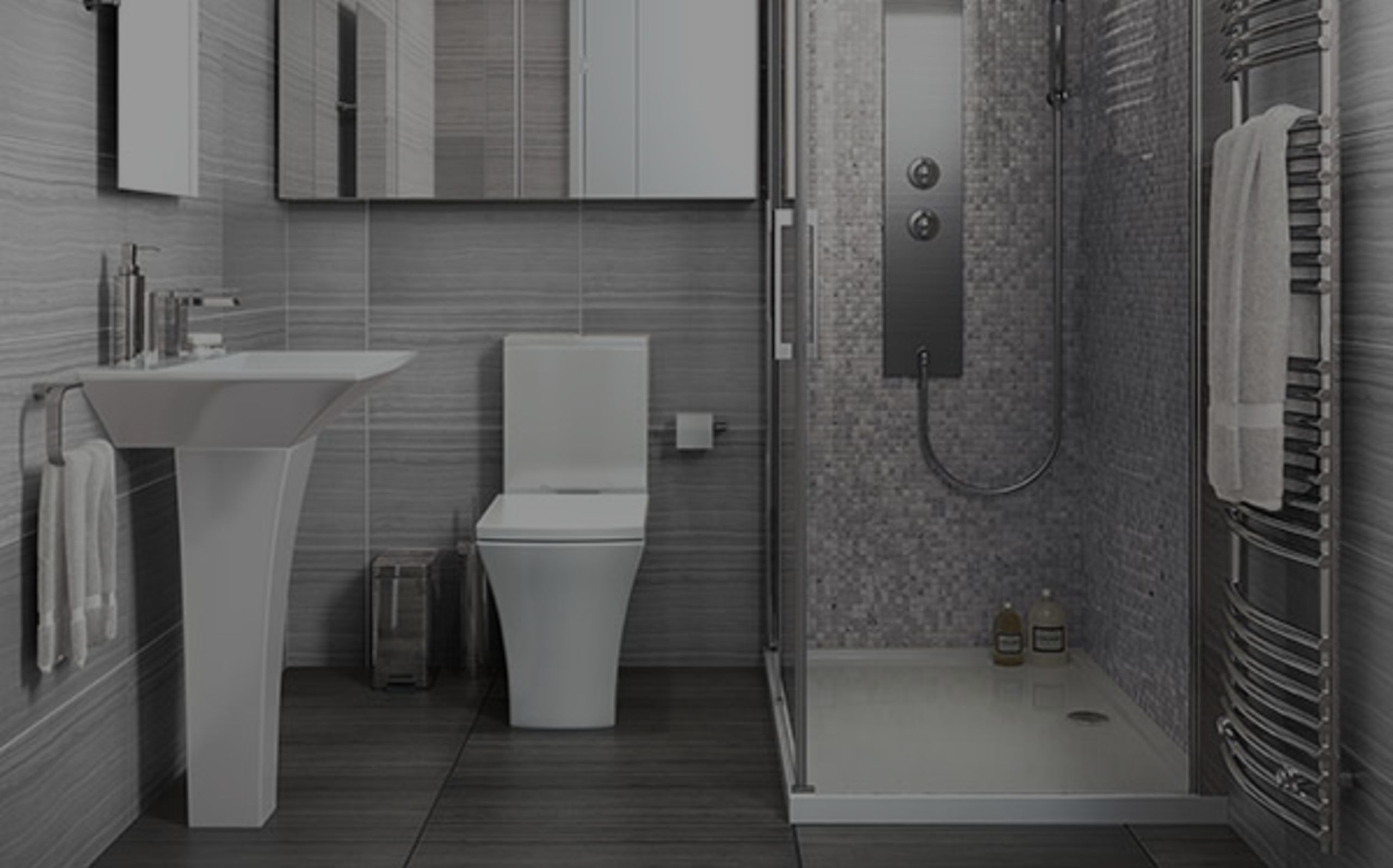 How to make your bathroom easier to clean