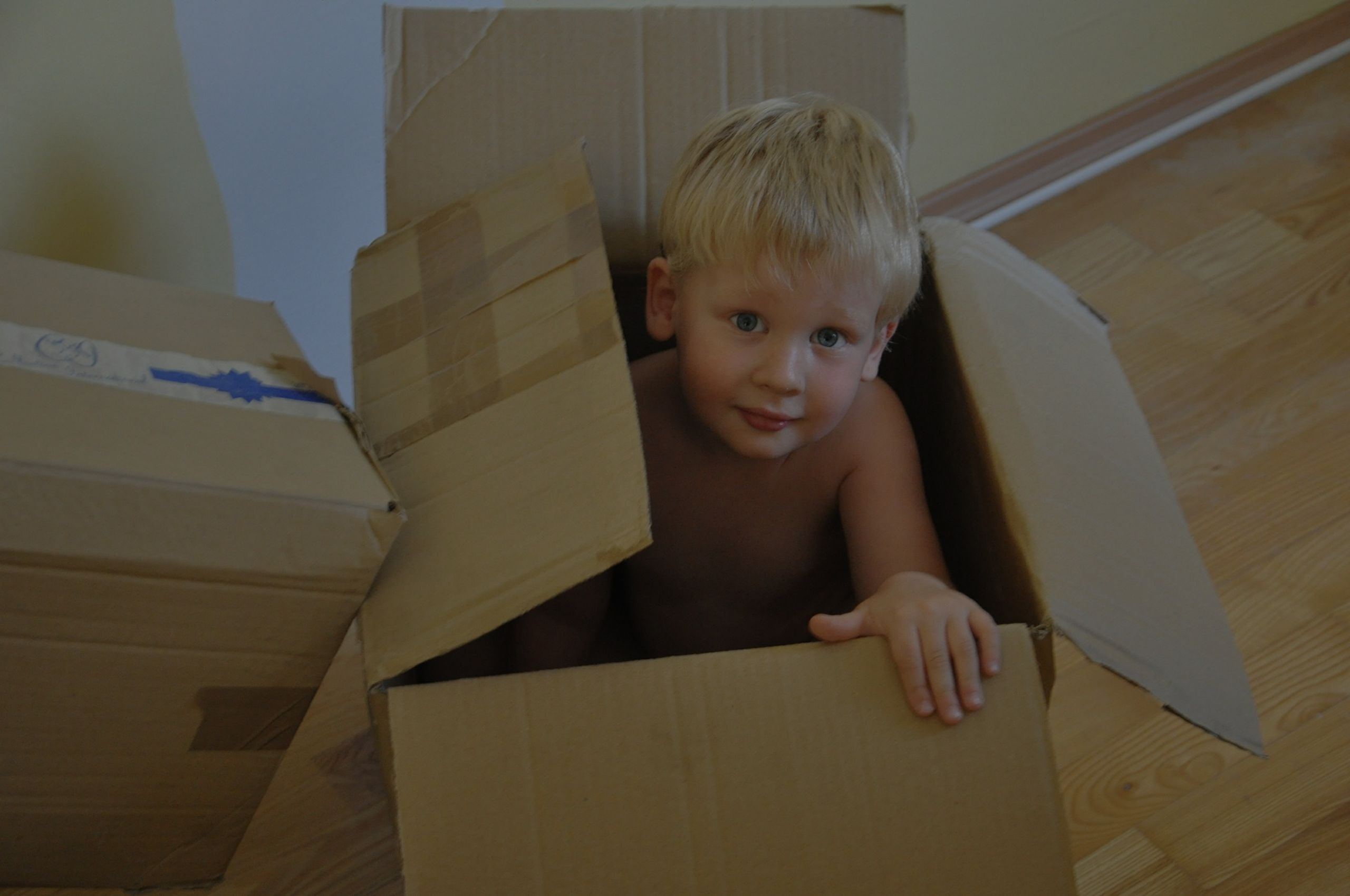 How to Keep Your Kids Happy During the Moving Process
