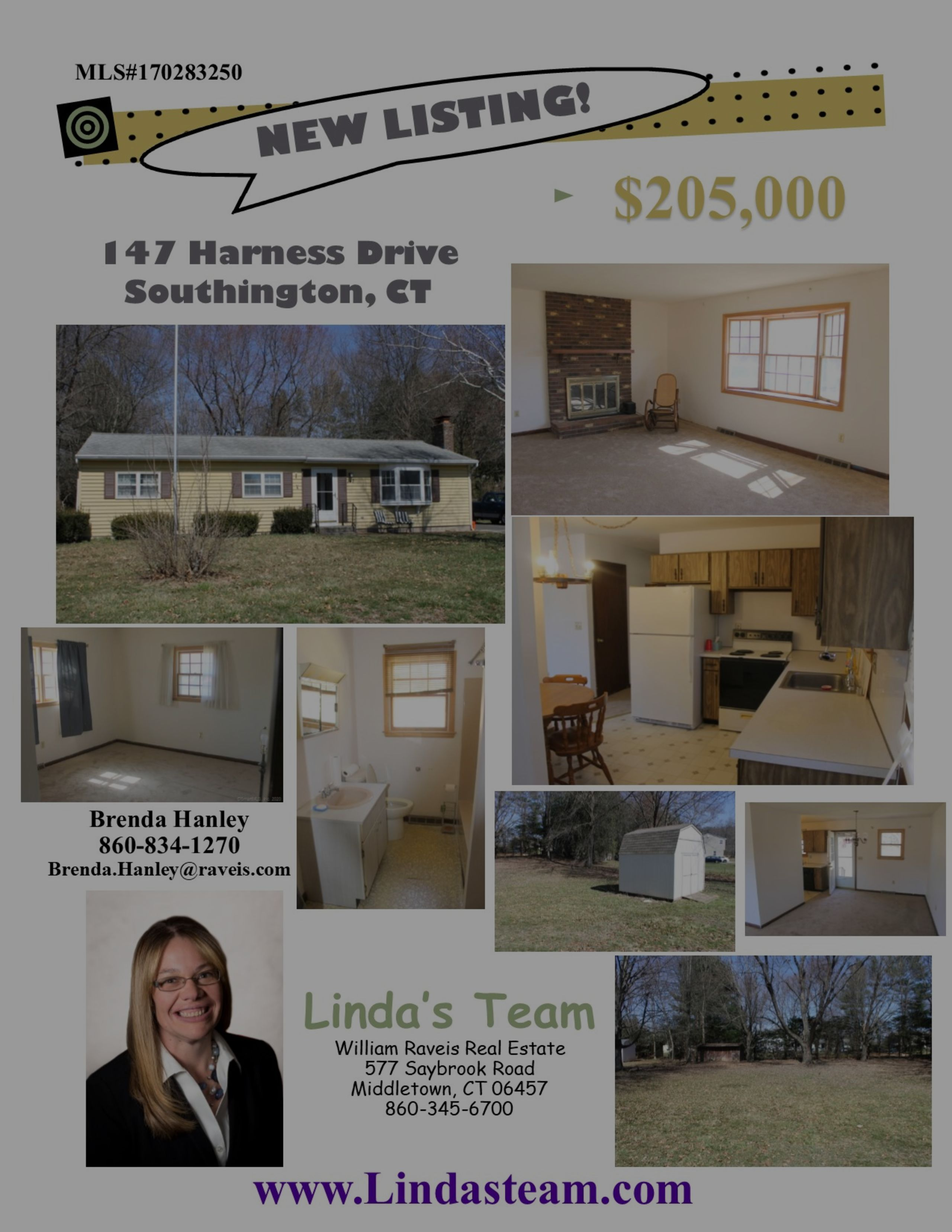New Listing in Southington, Connecticut!