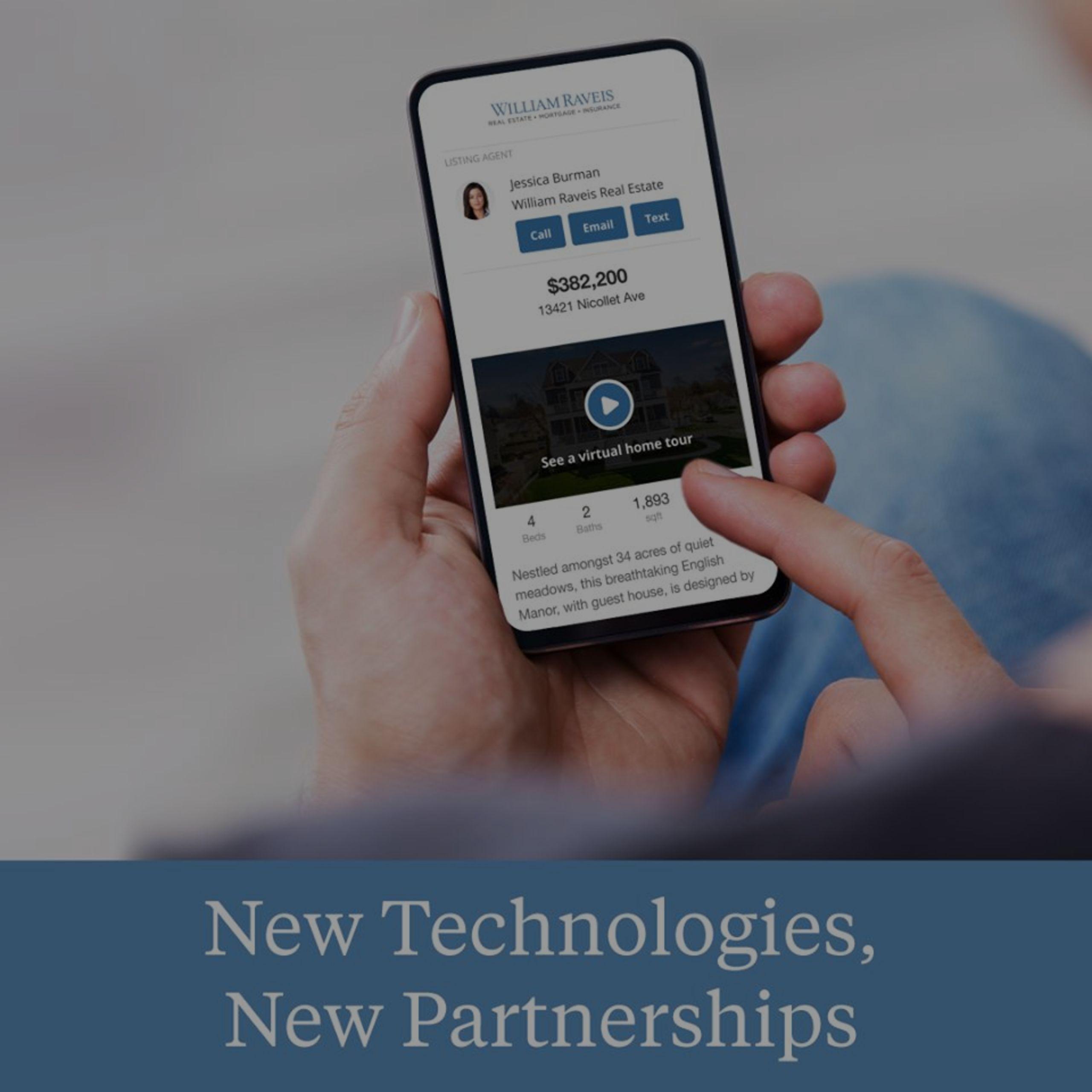 New Technologies, New Partnerships