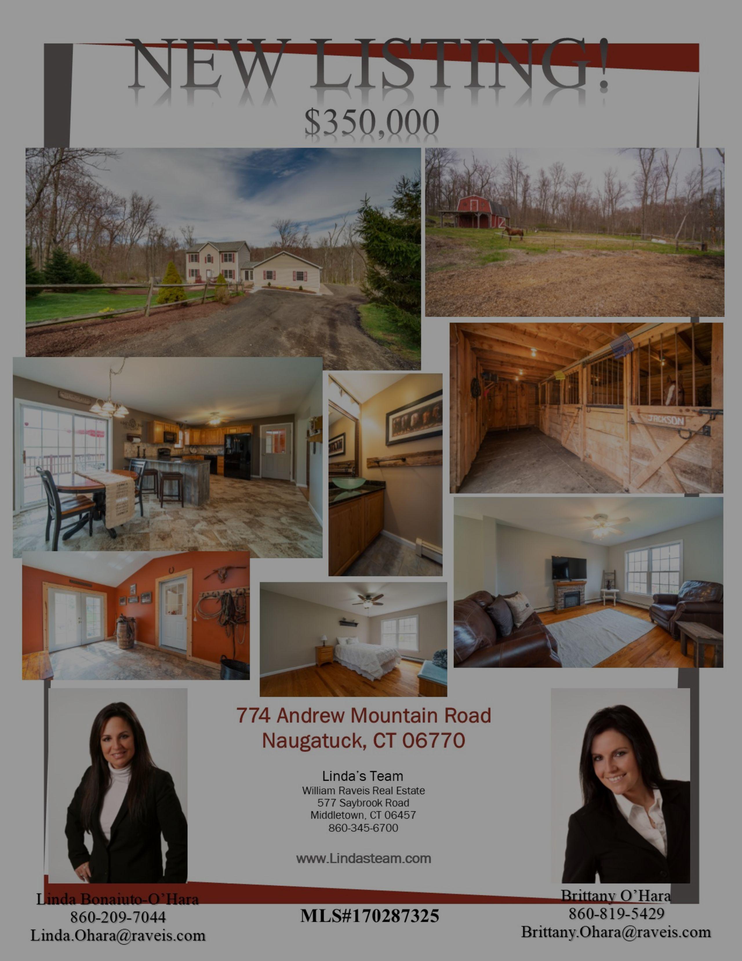 Horse Property in Naugatuck, CT
