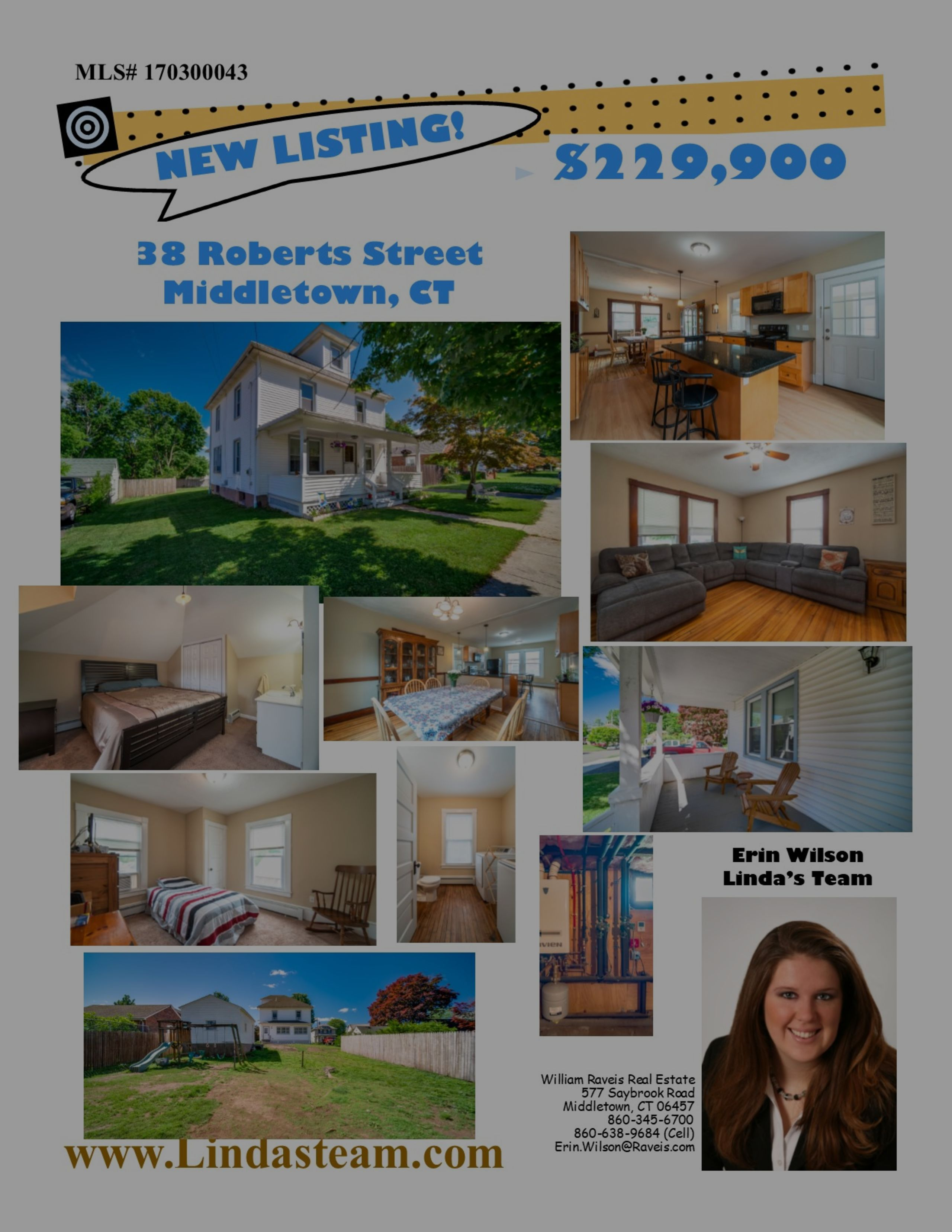 NEW LISTING in Middletown!