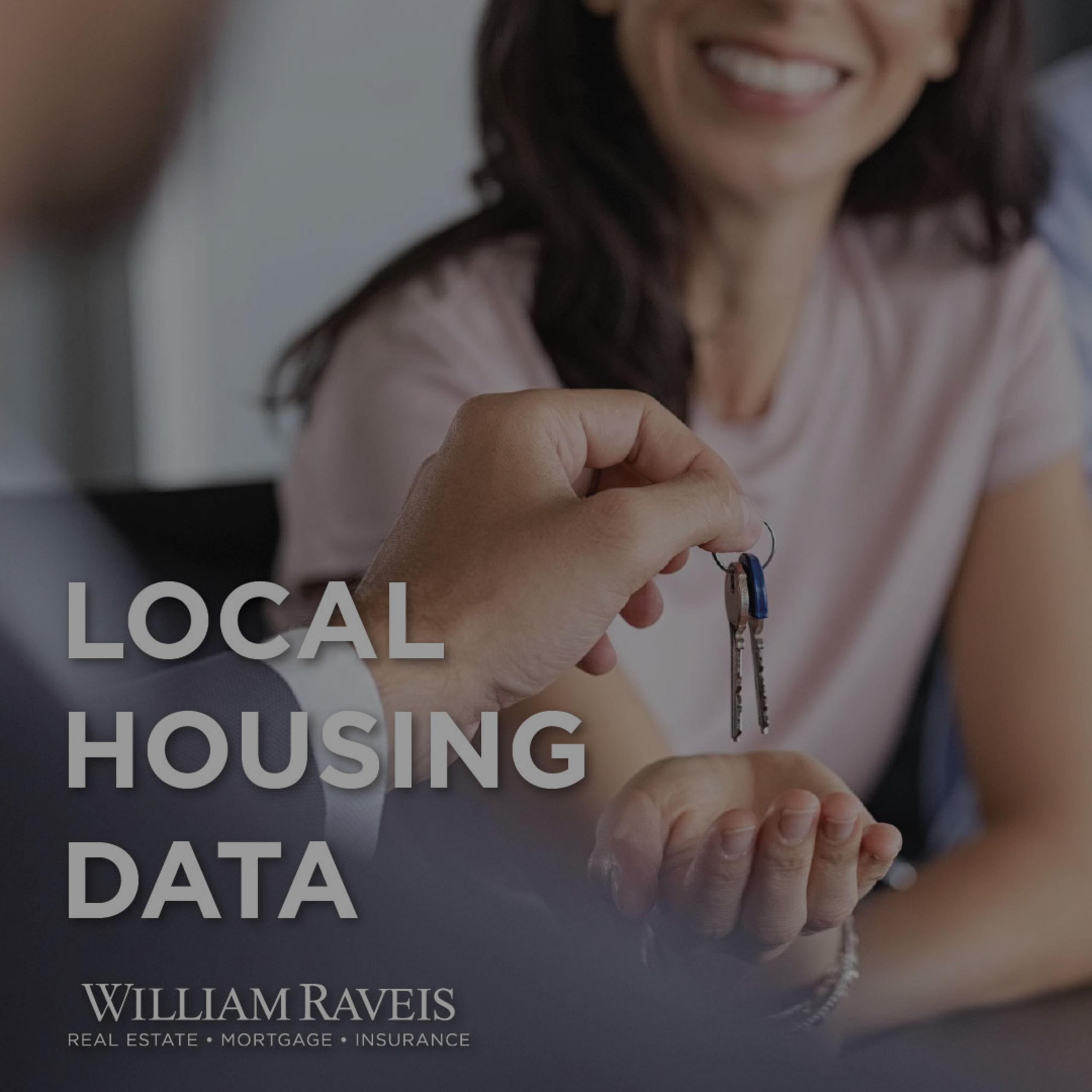 Local Housing Data!