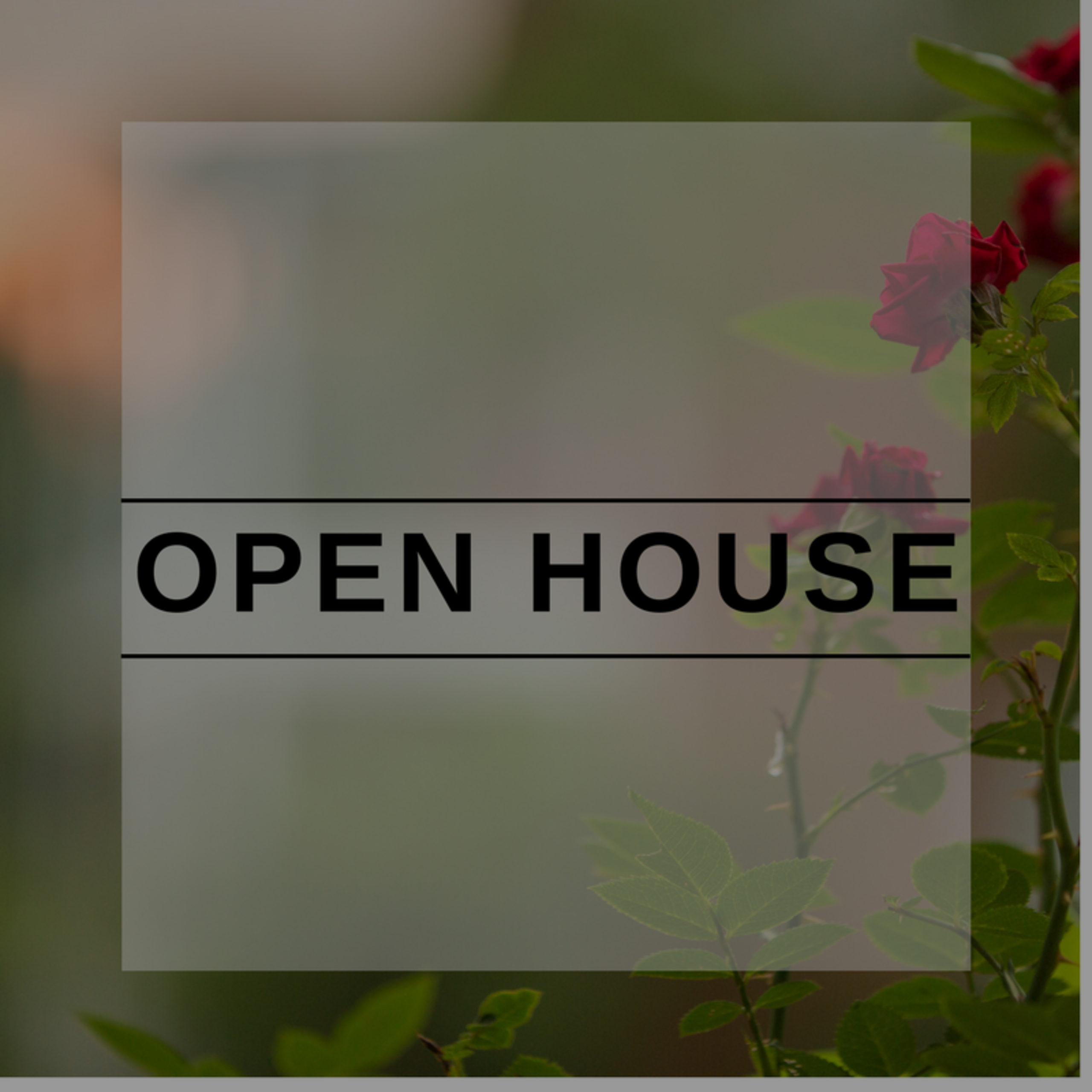 OPEN HOUSE LIST 4/5/18 – 4/6/18