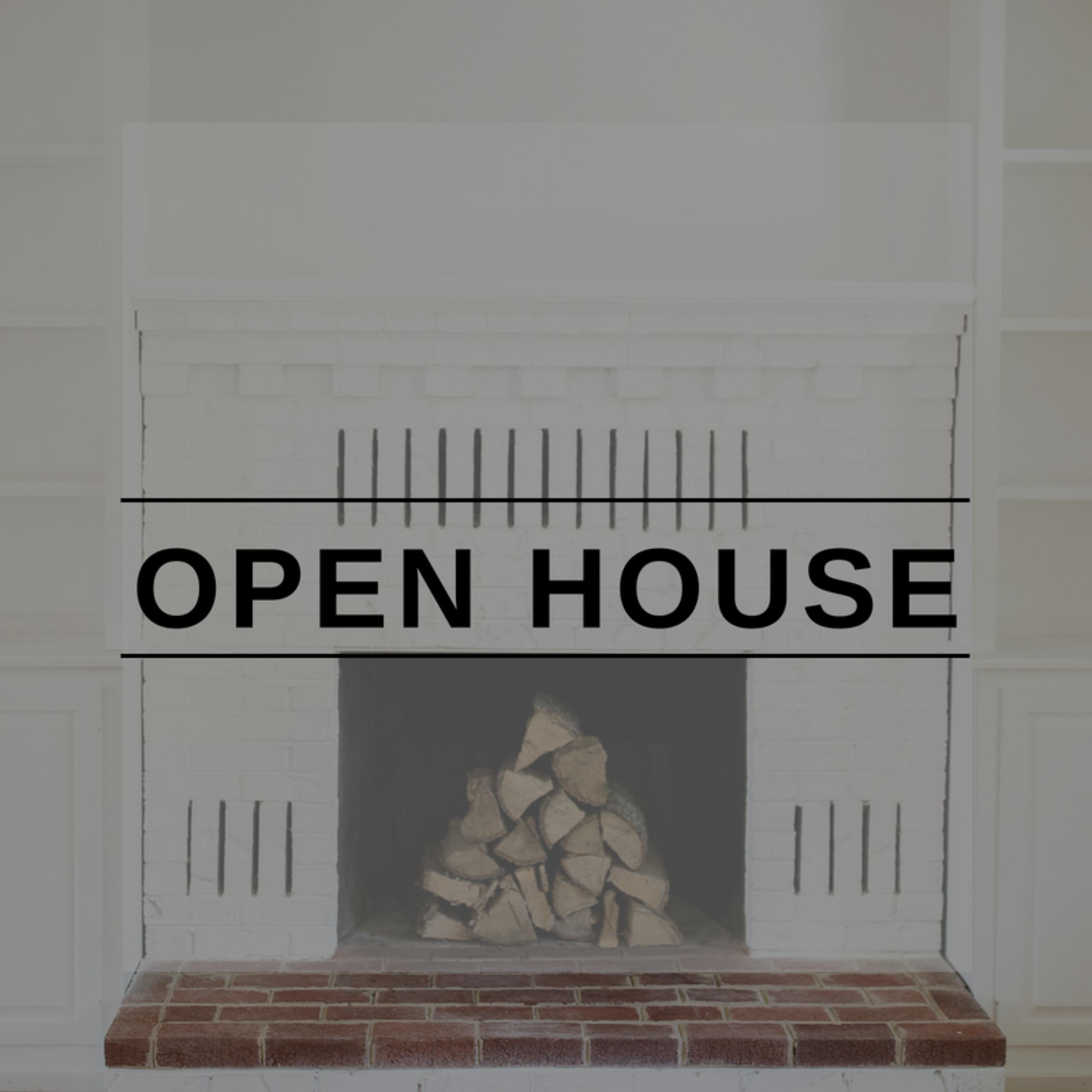 OPEN HOUSE LIST 7/21/18 – 7/22/18