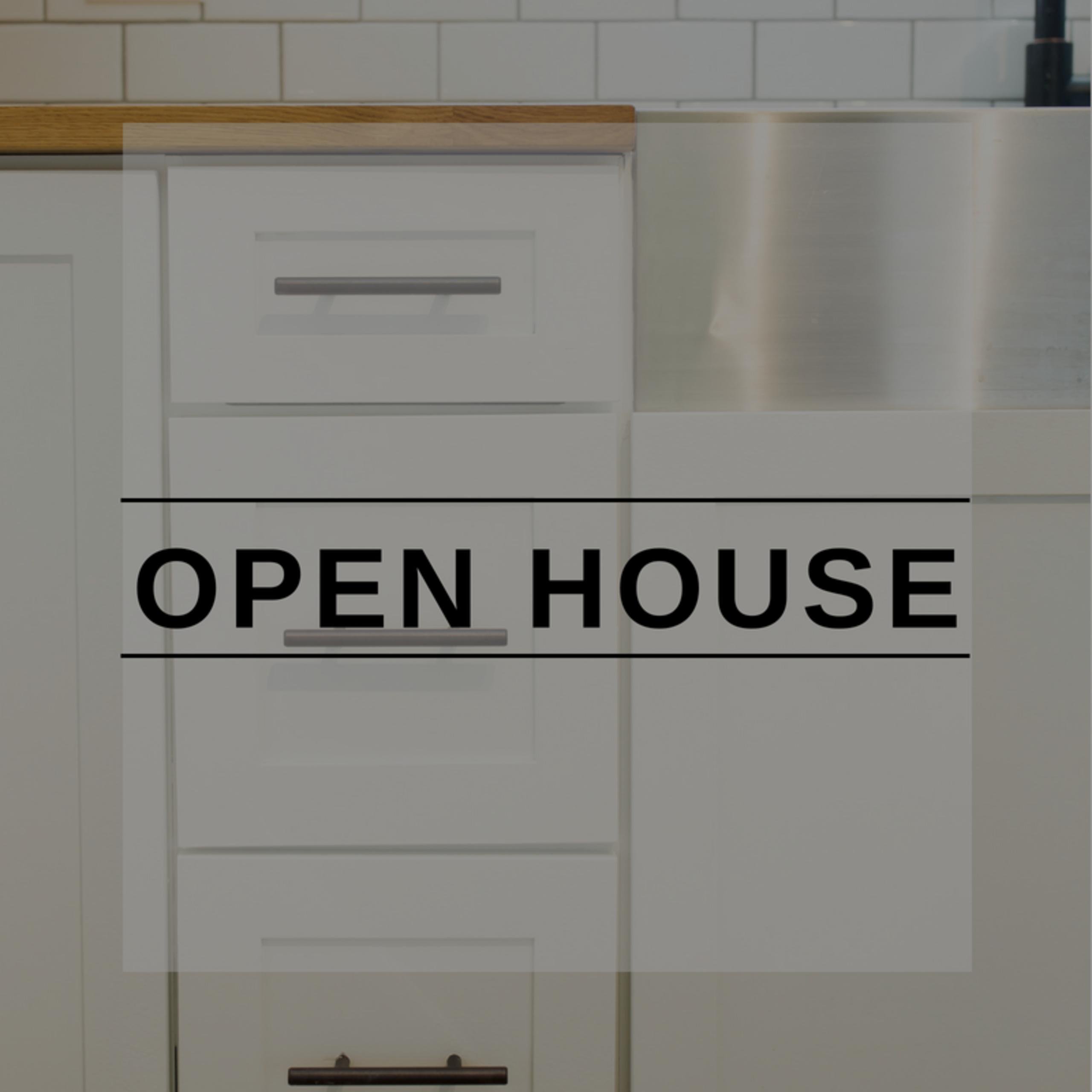 OPEN HOUSE LIST 7/28/18 – 7/29/18