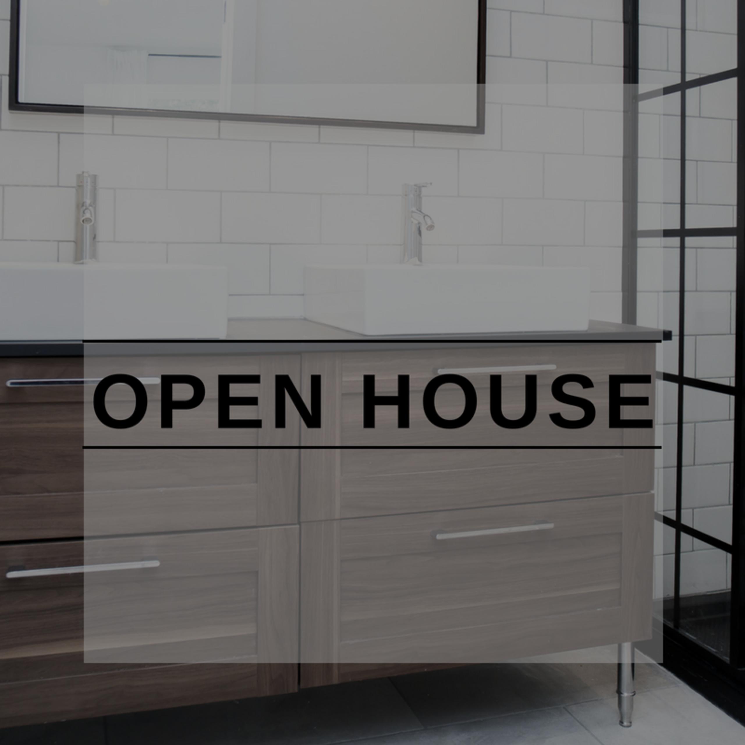 OPEN HOUSE LIST 8/4/18 – 8/5/18