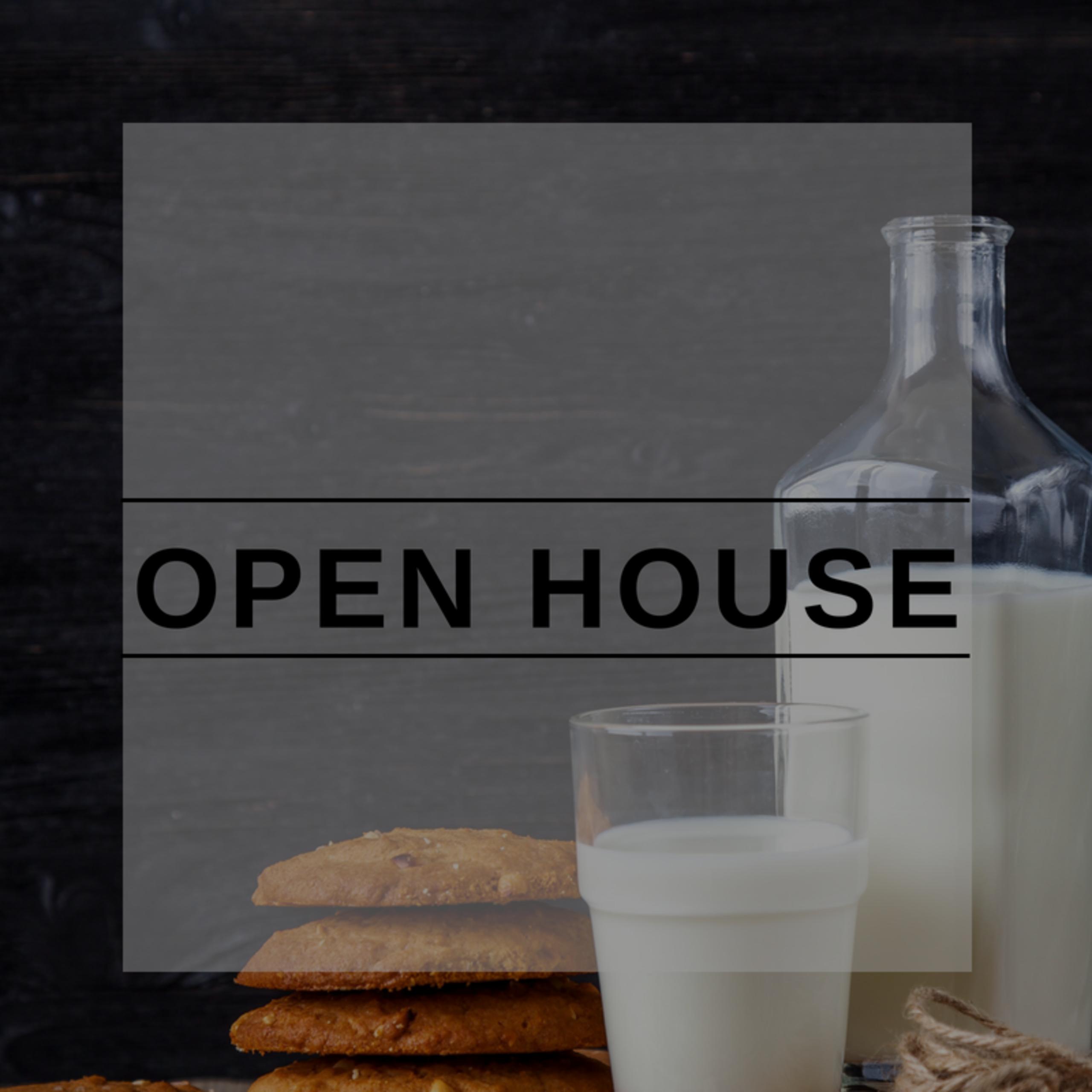 OPEN HOUSE LIST 8/18/18 – 8/19/18