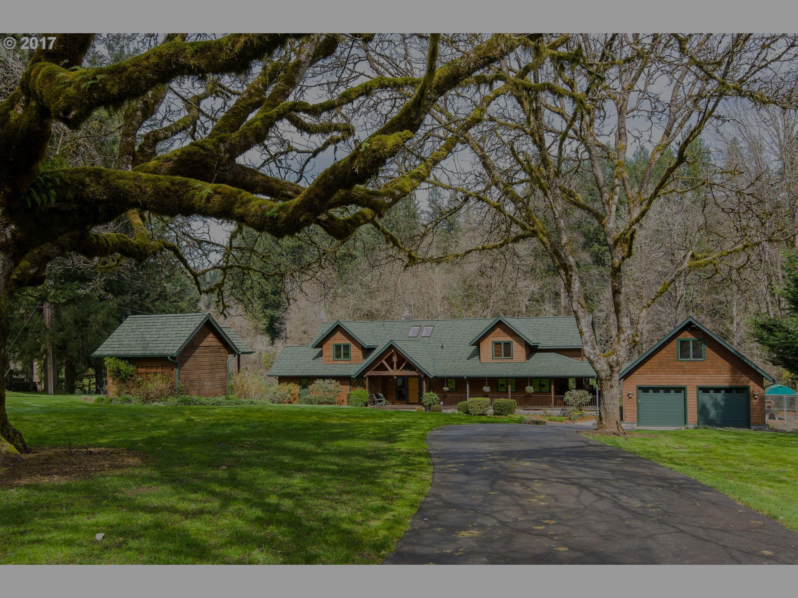 46621 GOODPASTURE RD, Vida, Oregon