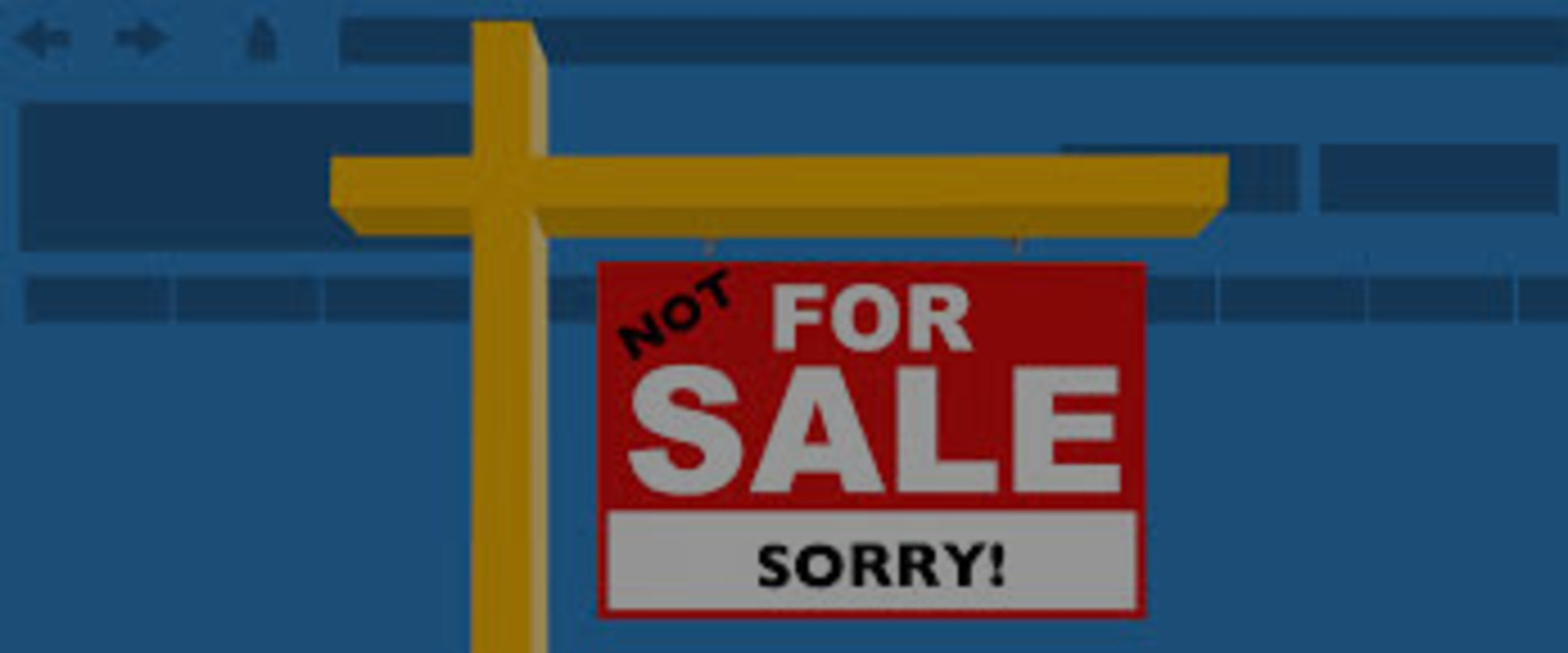 Owners have some reasons not to sell
