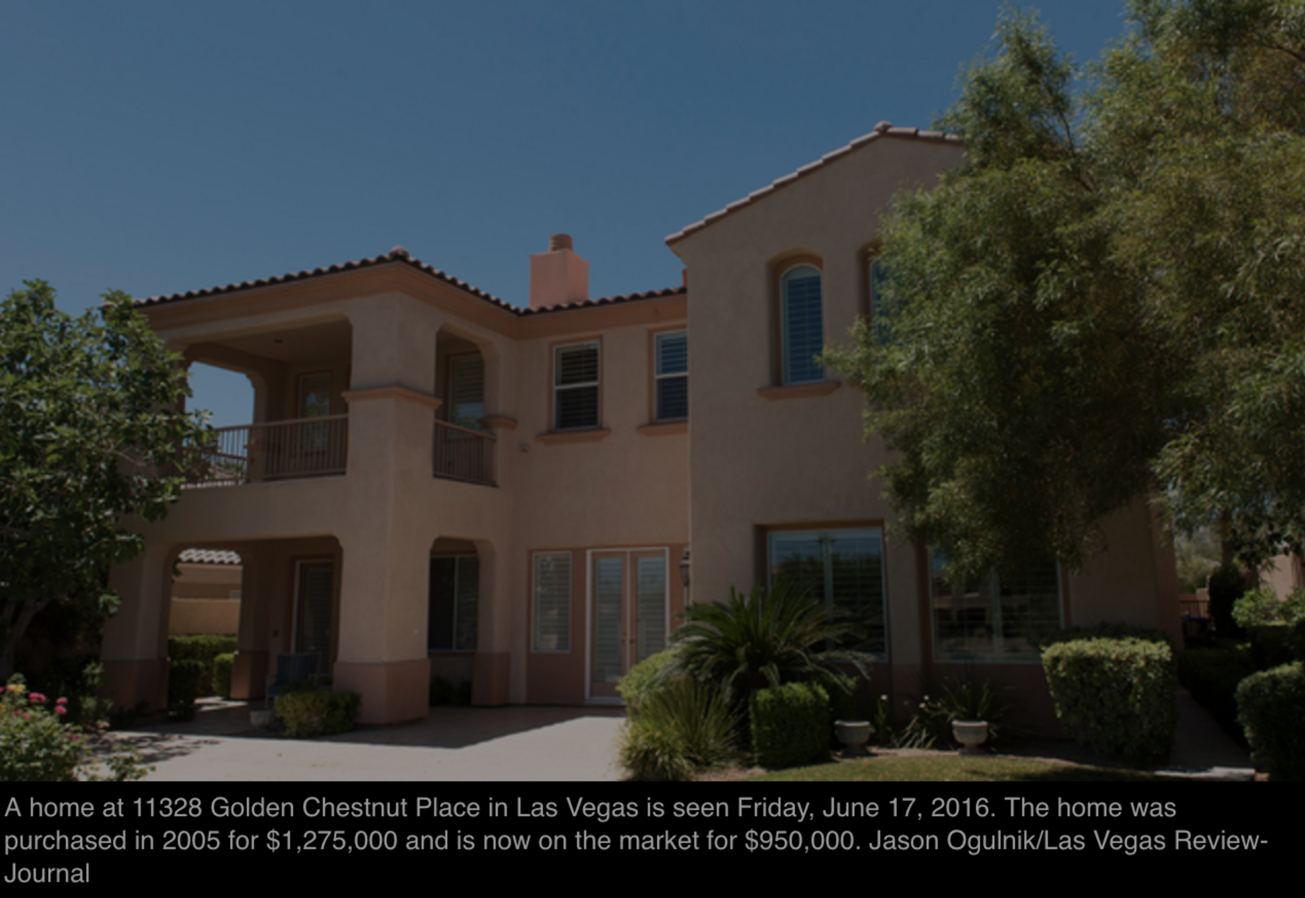 Underwater homeownership in Las Vegas dips below 20 percent