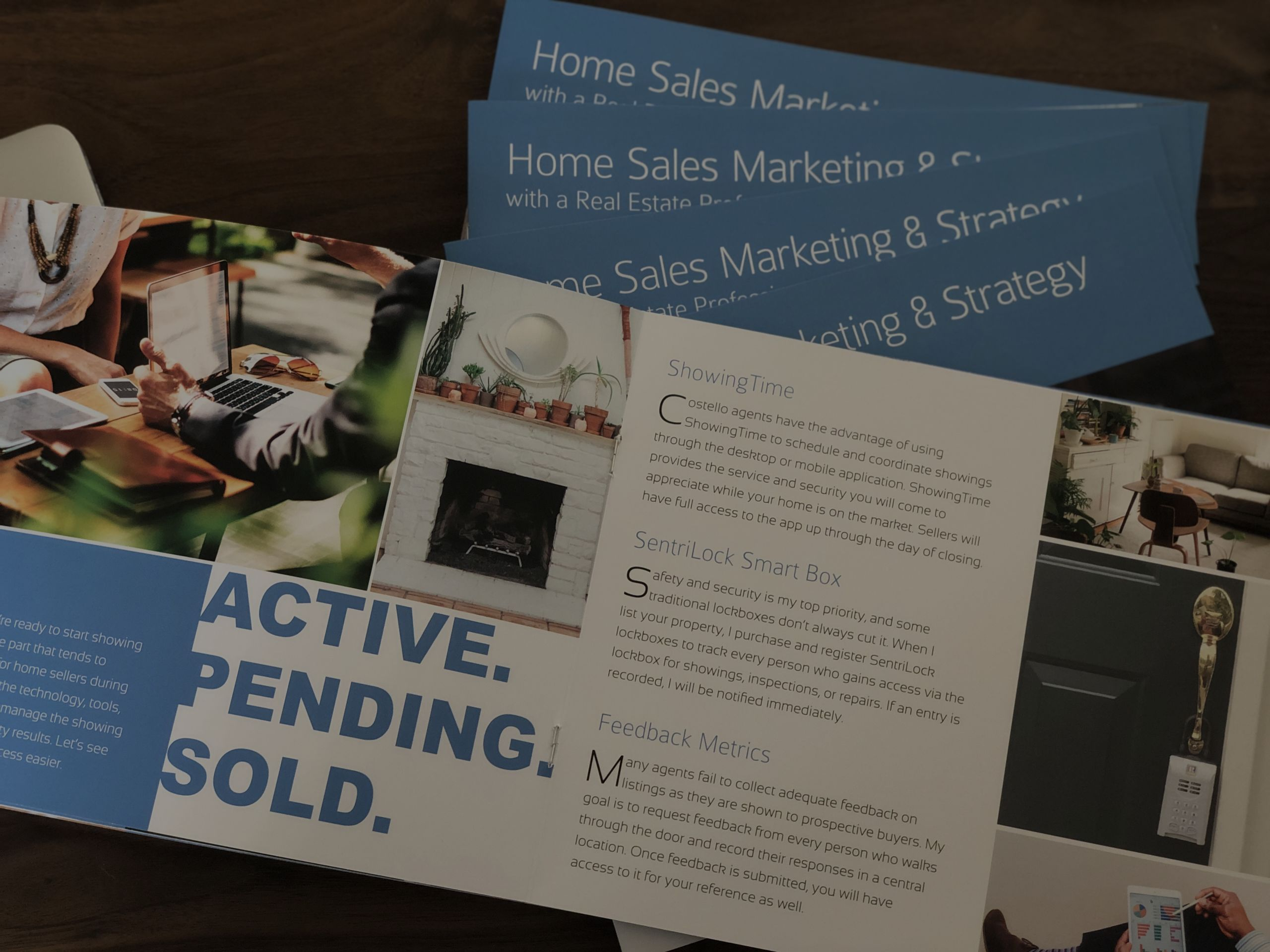 Listing Services Brochure