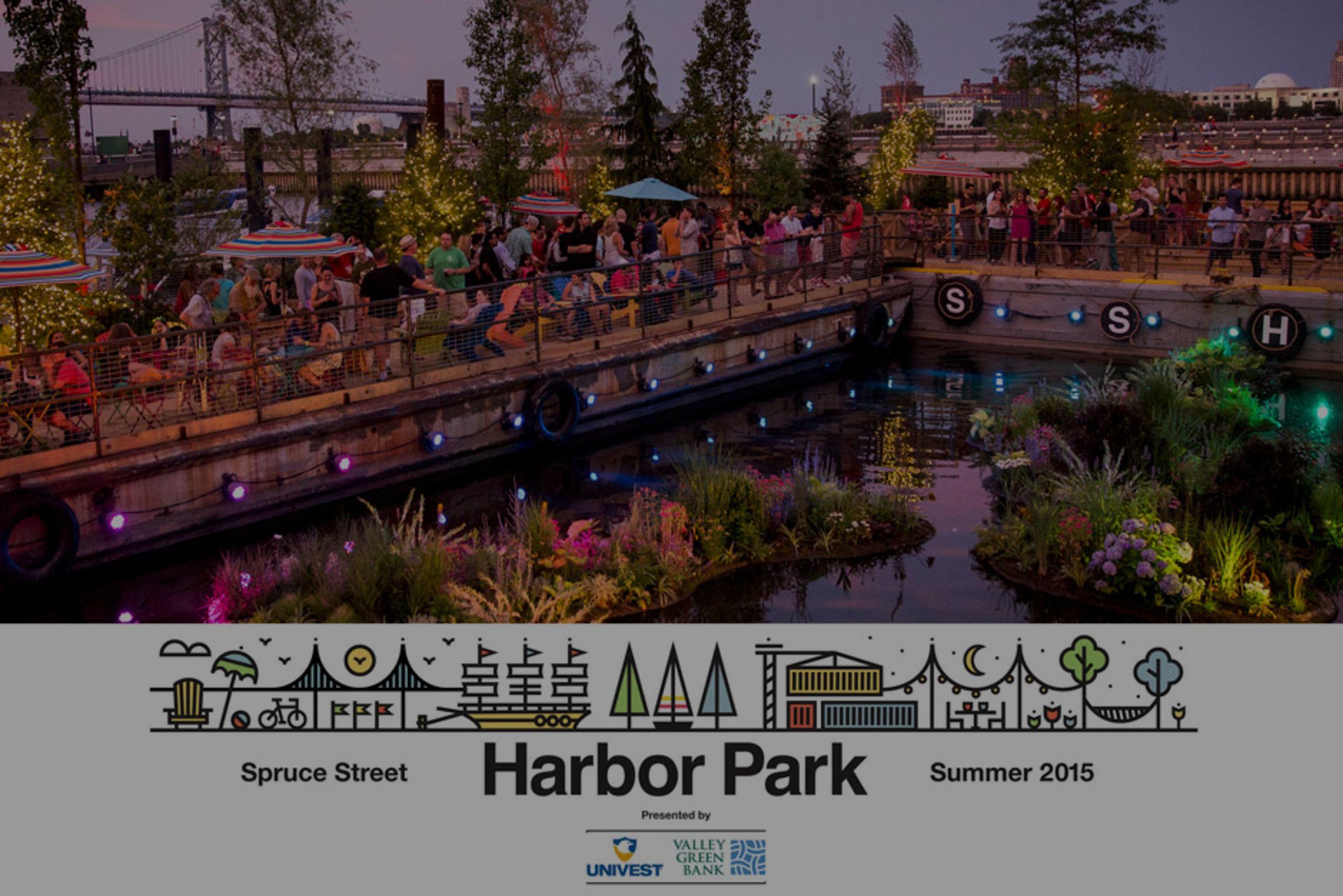 Spruce Street Harbor Park is returning soon!