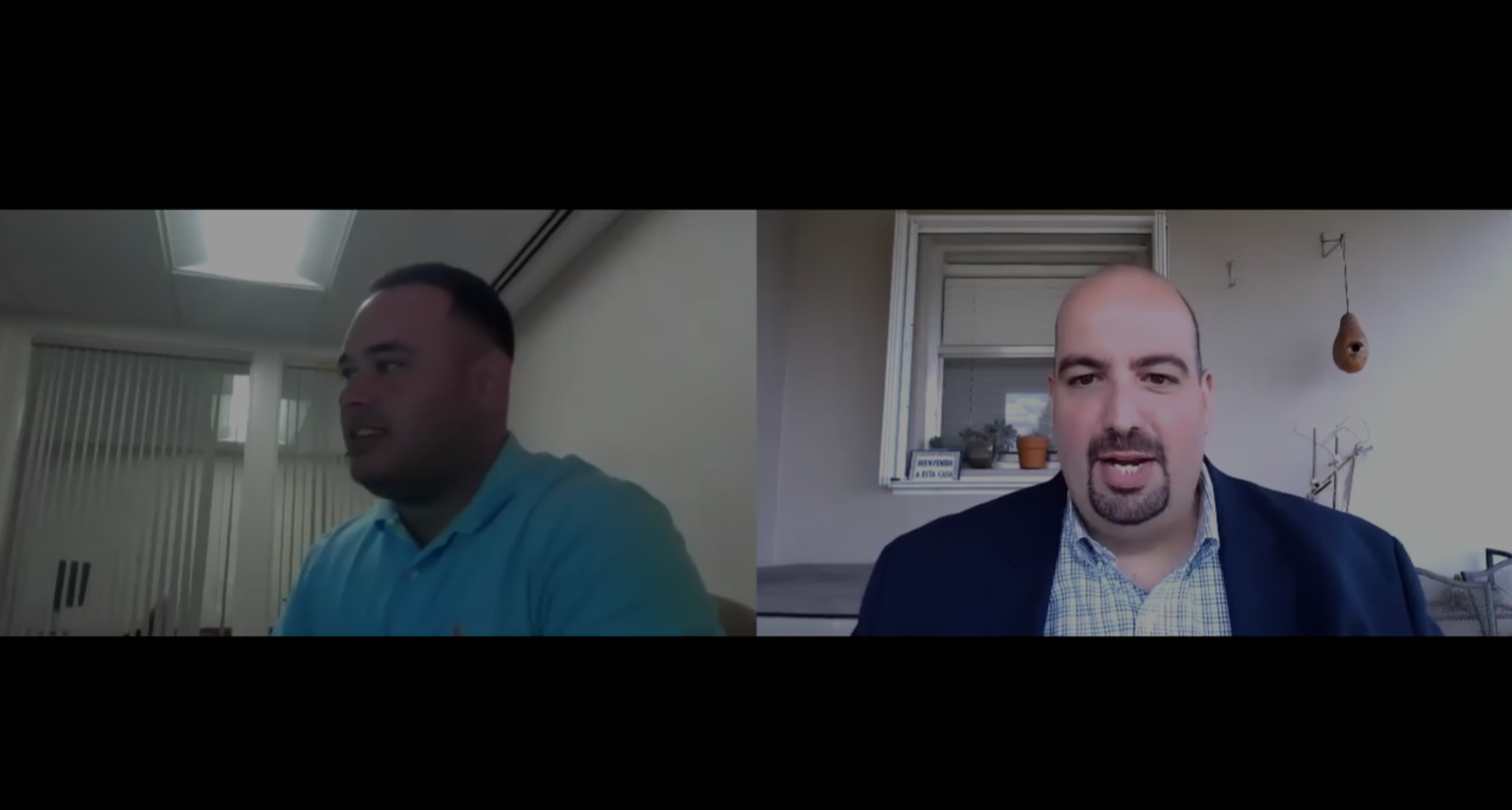 Conversation with Gerson Sotolongo of IBERIA BANK about COVID-19 SBA Loan Programs