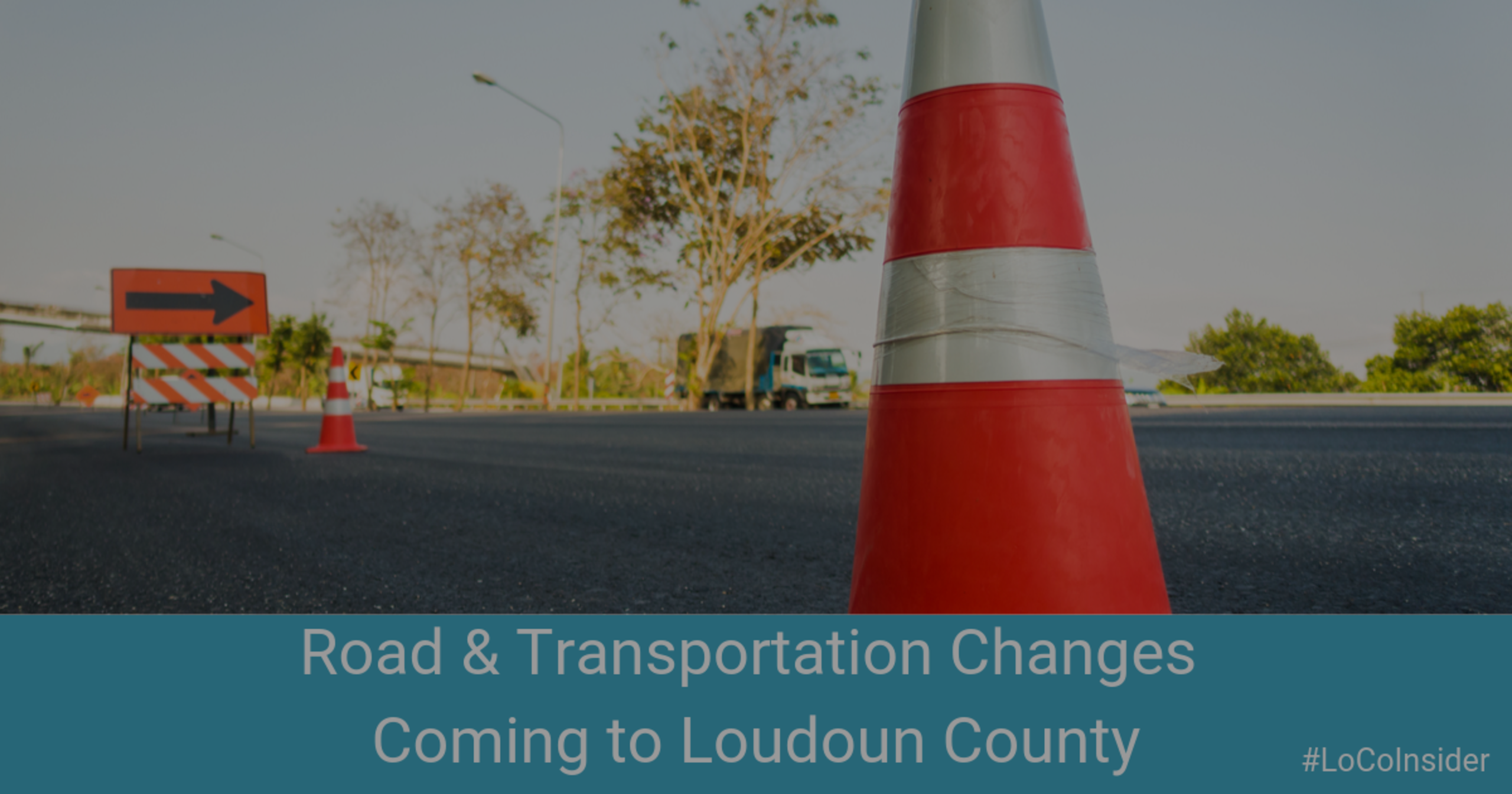Road & Transportation Changes Coming to Loudoun