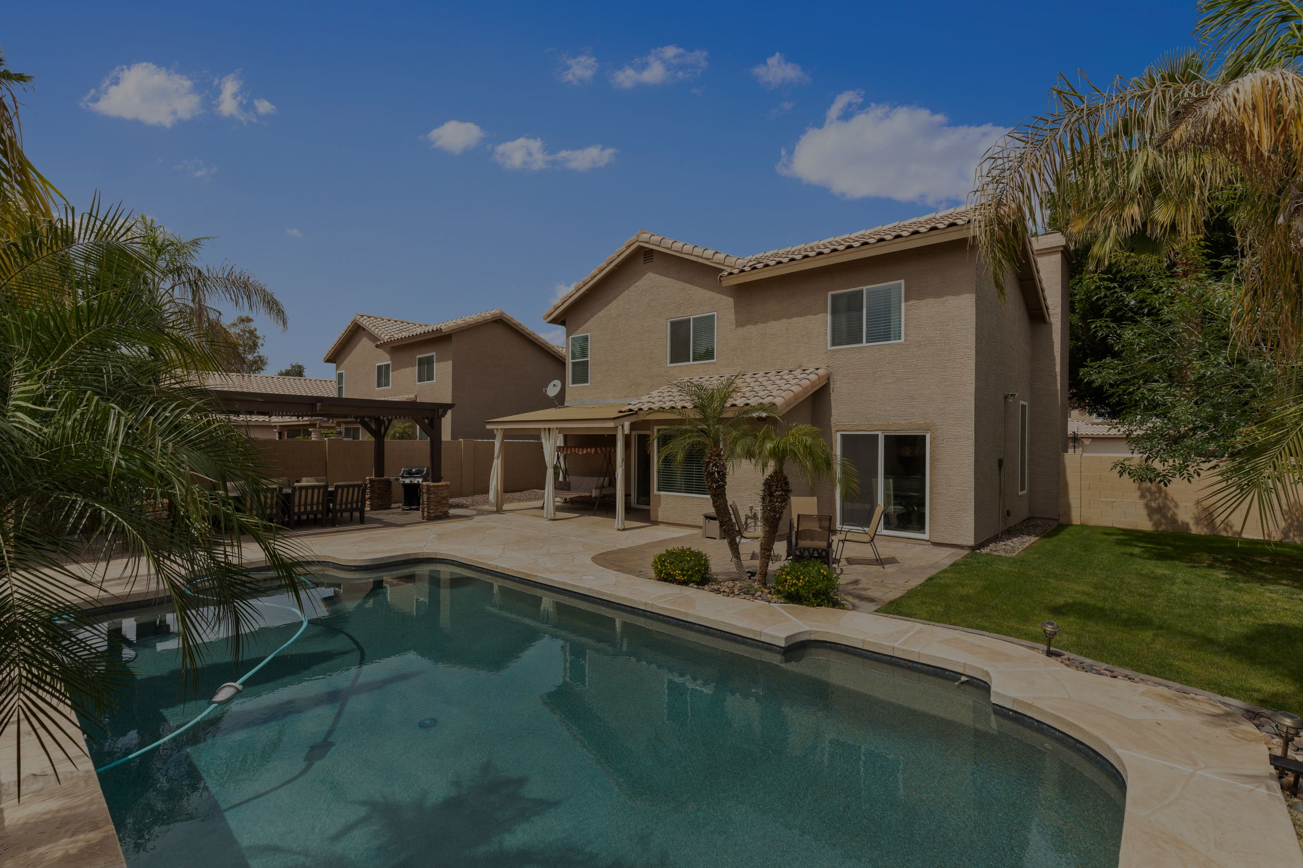 SOLD! Beautiful Phoenix Home with Backyard Oasis
