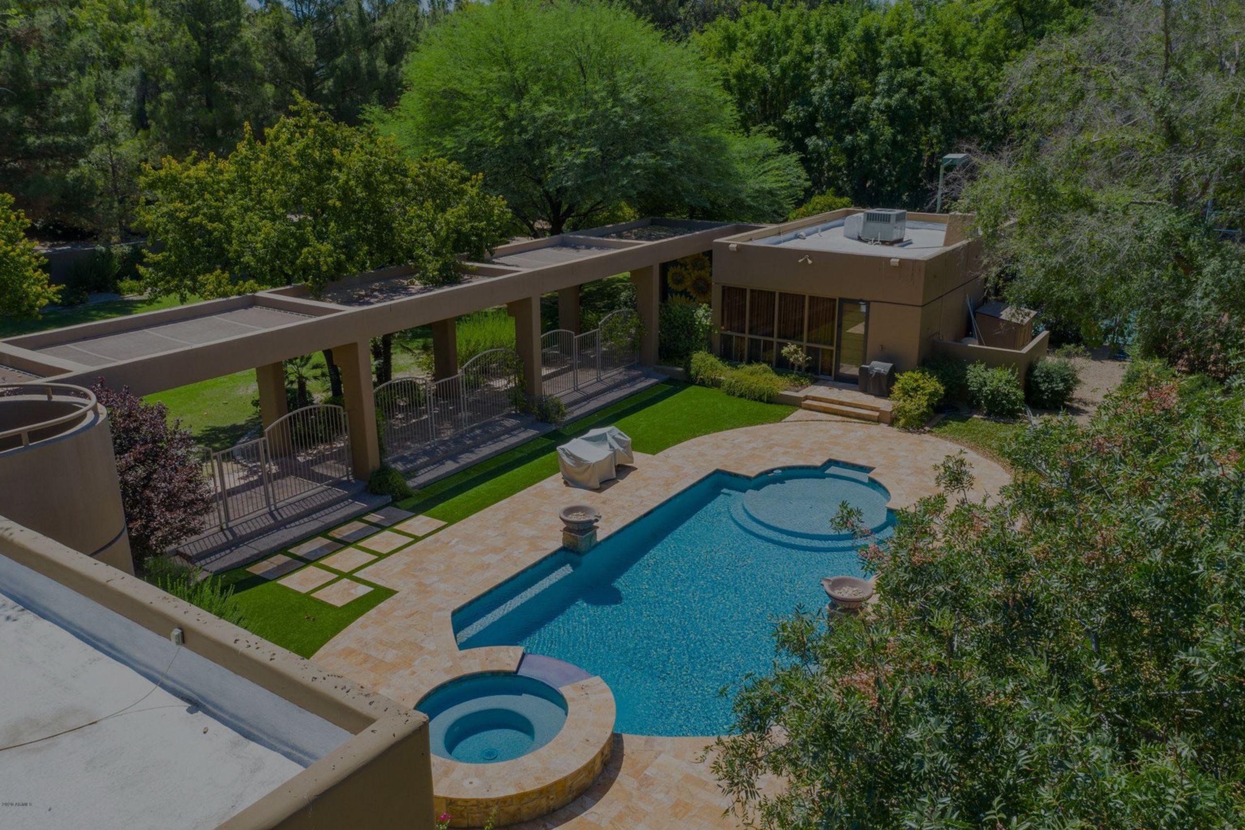 SOLD! Biltmore Bartlett Estates Stunning Home on Over an Acre