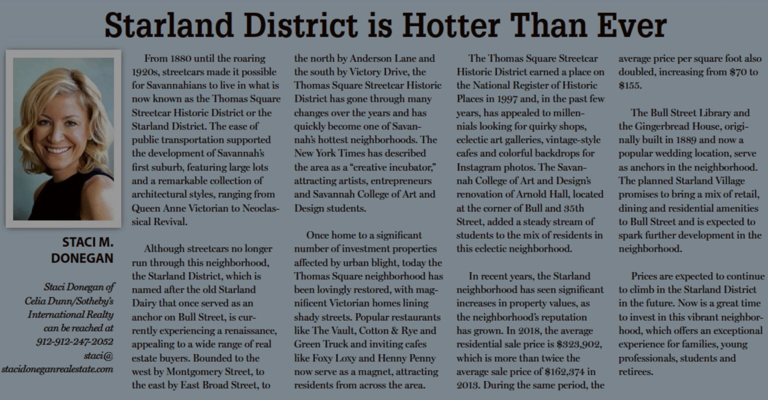 Starland District is Hotter Than Ever
