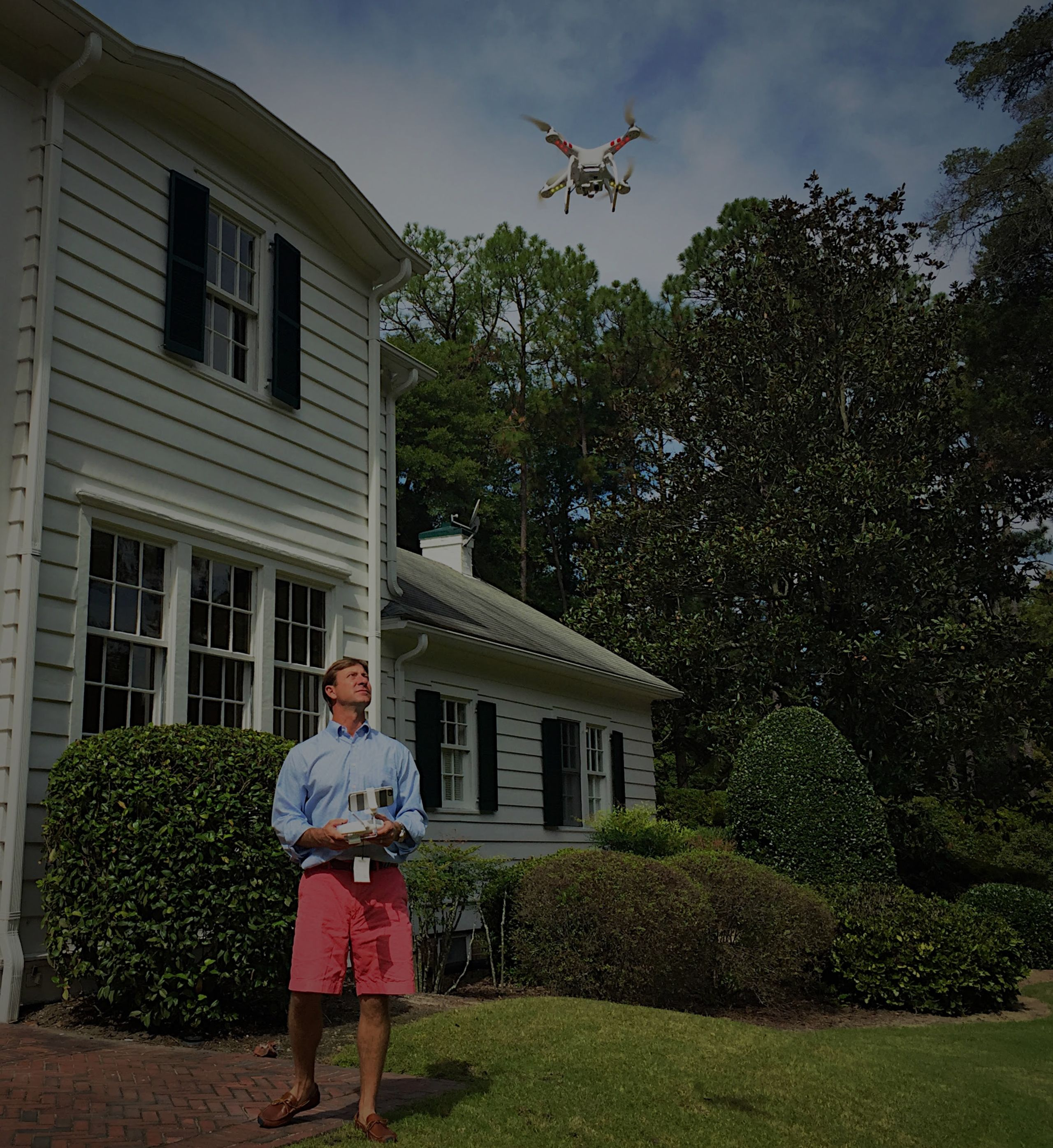 Drone Photograpgy for Real Estate- Yes We Can Do That!