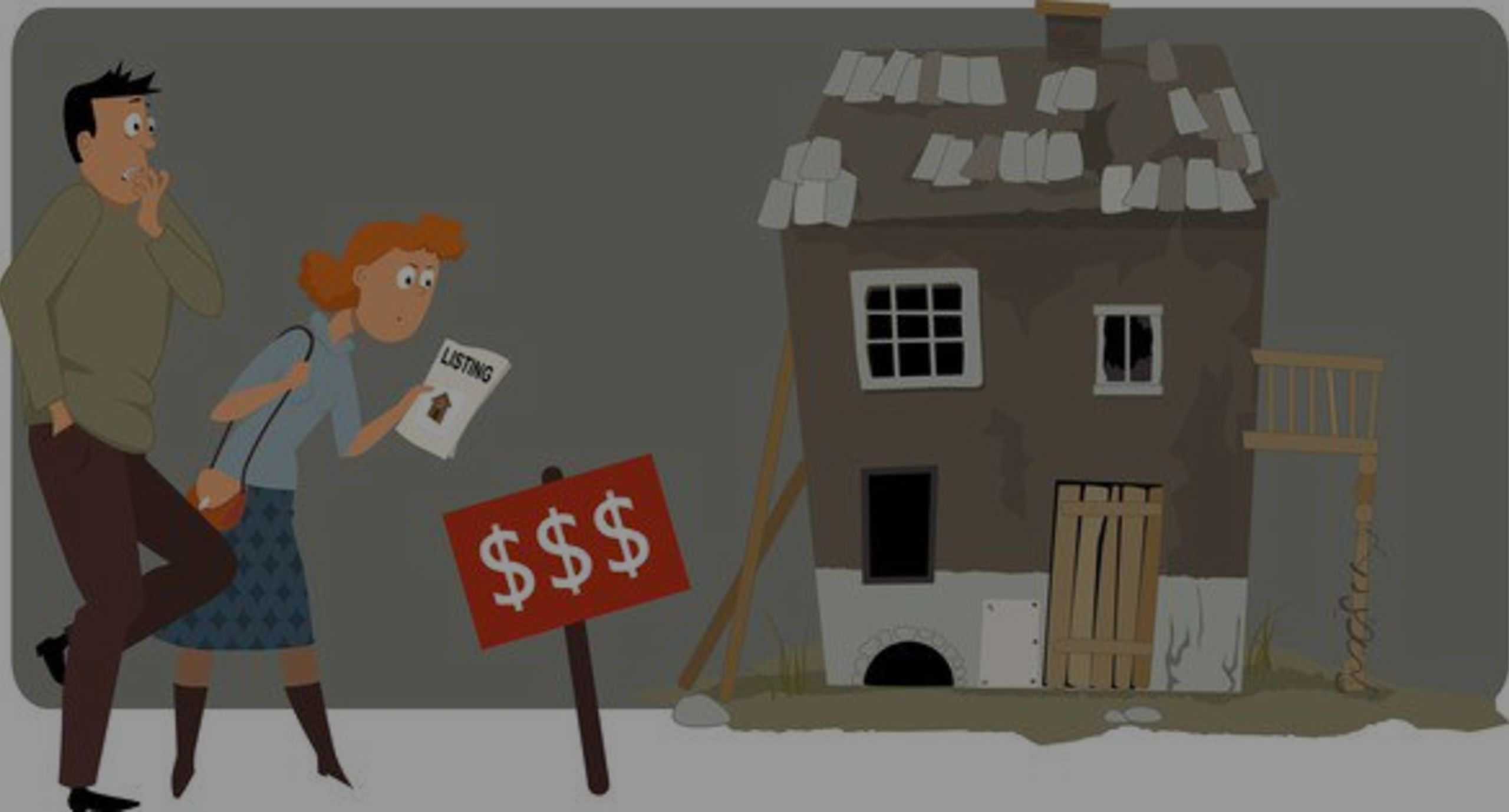 House Flip…More like House Flop! how an Investor becomes a distressed property owner!