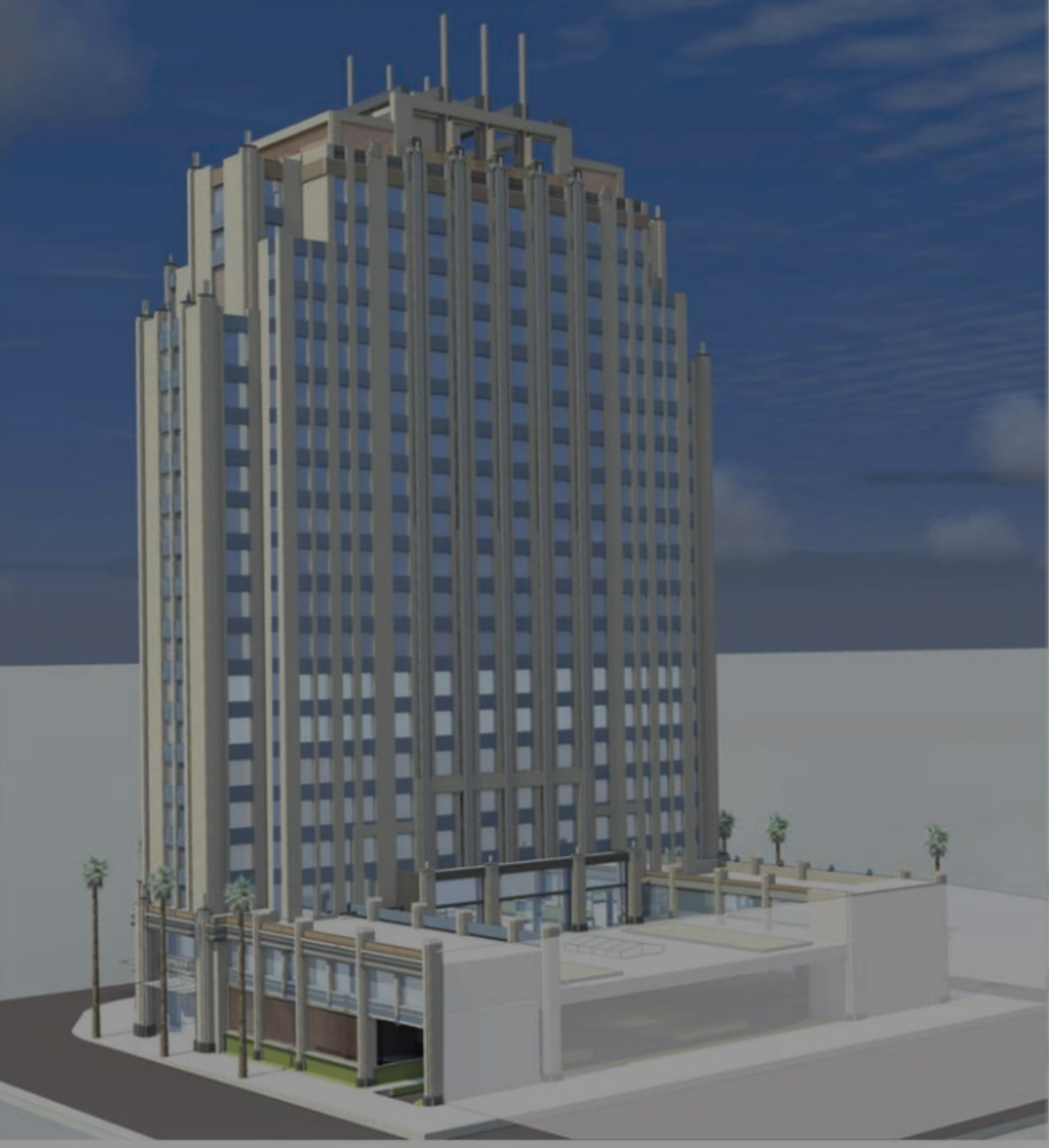 Hollywood Jack in the Box to make way for Art Deco-Inspired Hotel