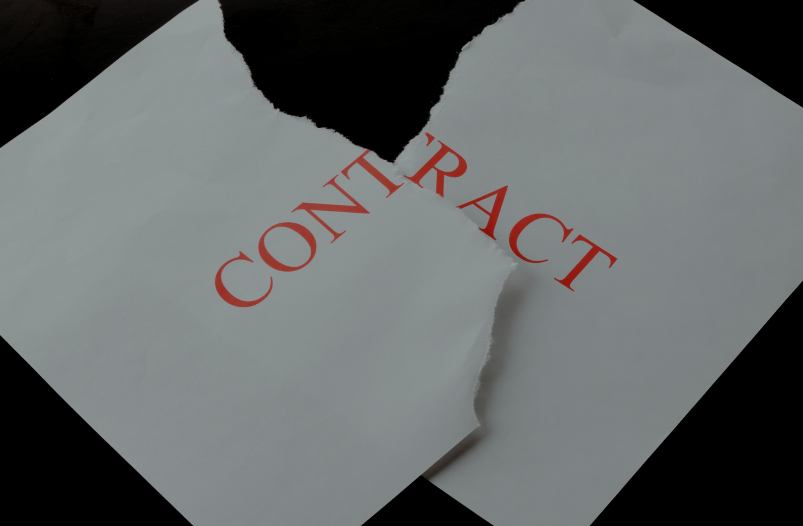 Can I Terminate a Contract On a Home If I've Already Signed It?